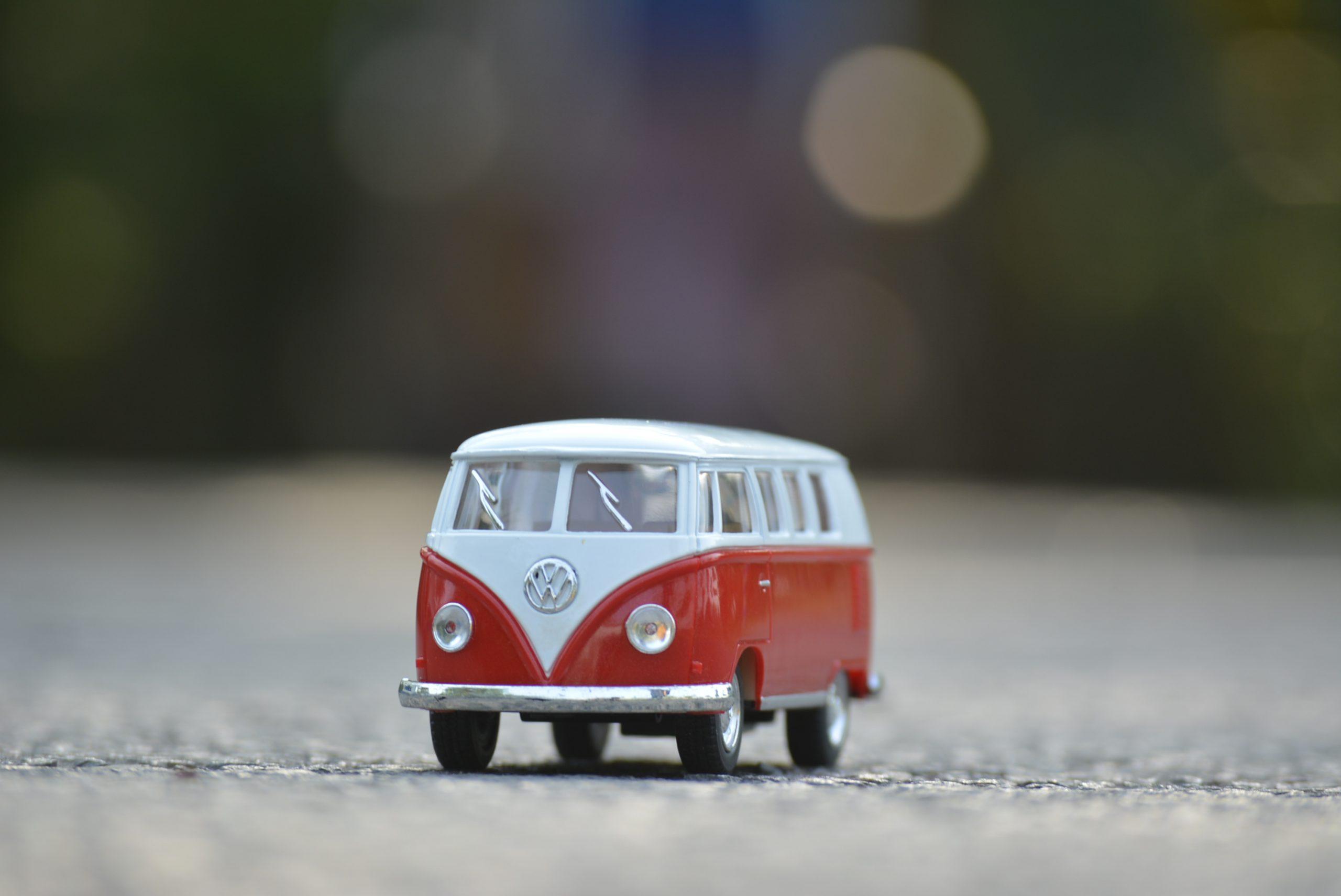 Volkswagen Toy Bus