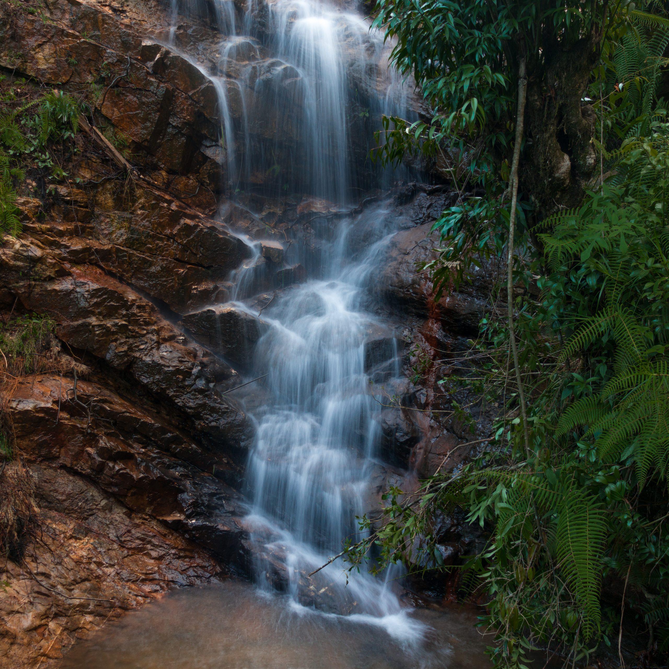 Beauty of Waterfall