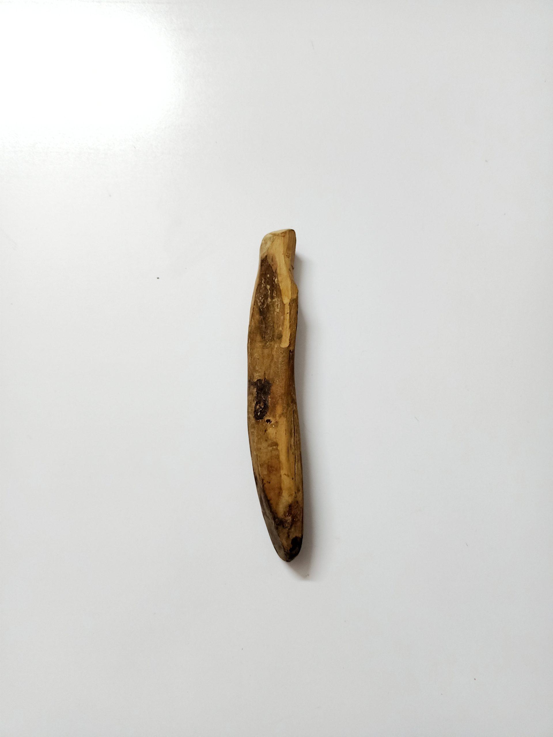 A wooden piece