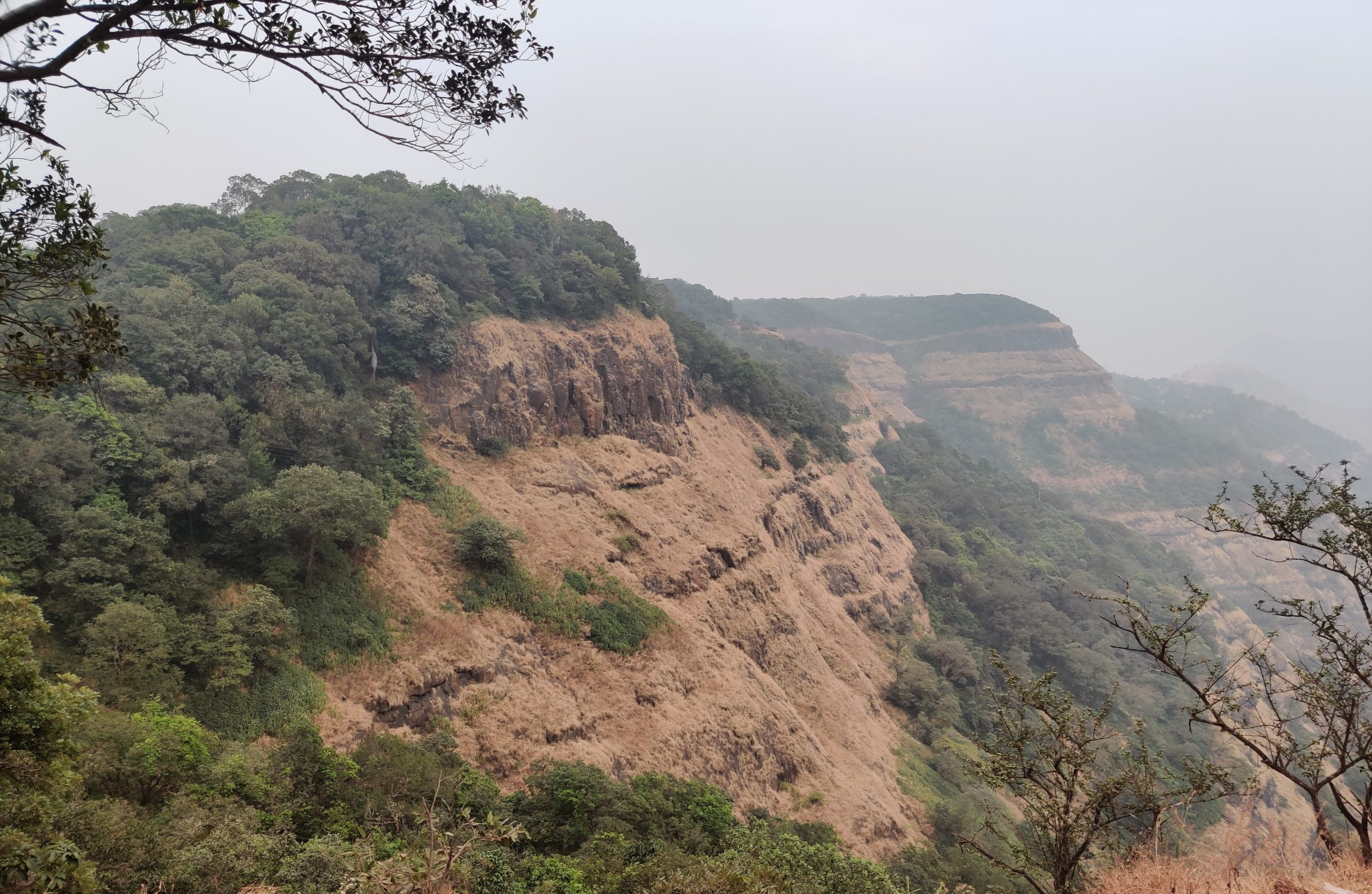 Matheran hills and mountains