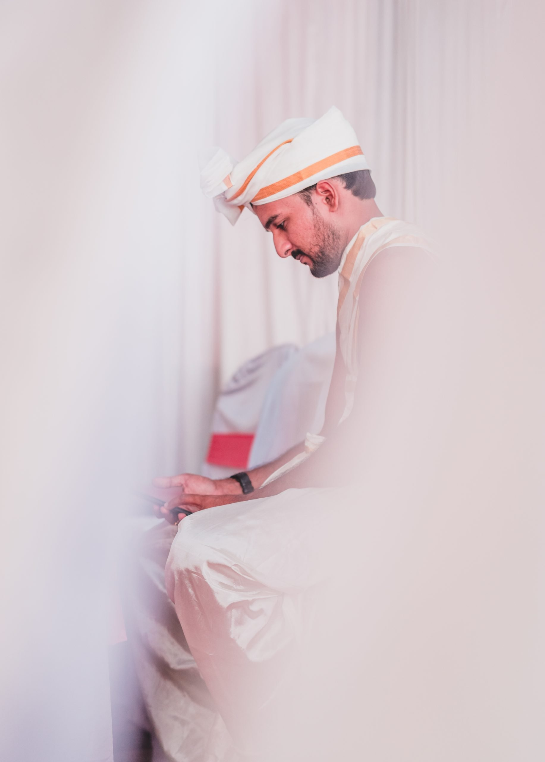 A man with turban