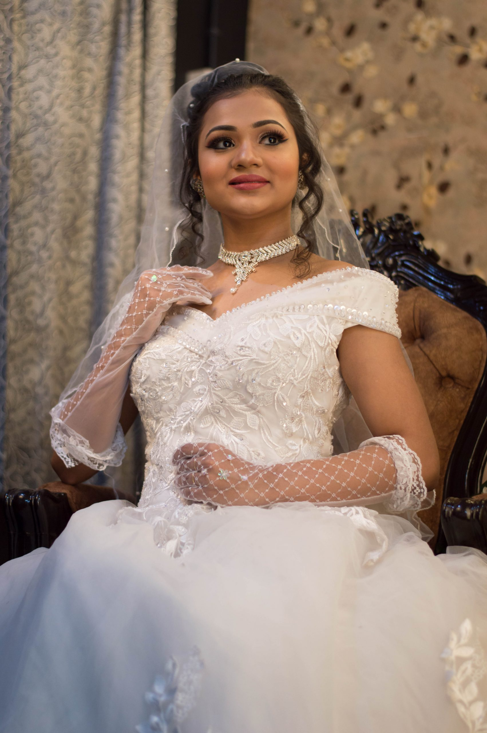 A Christian bride