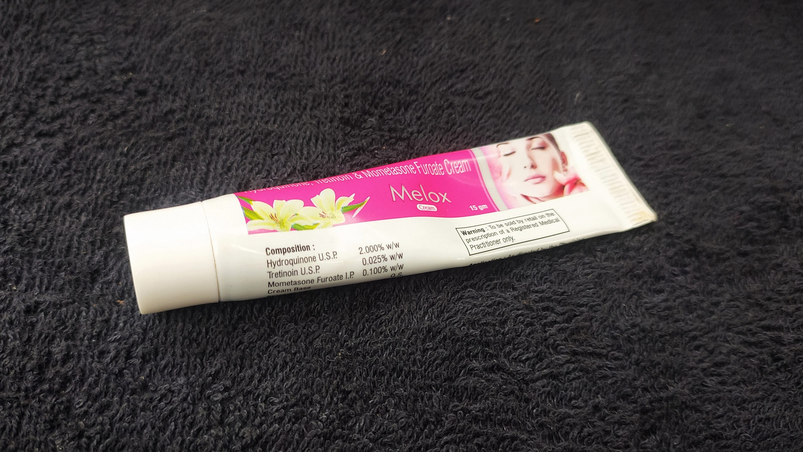 A skin care product
