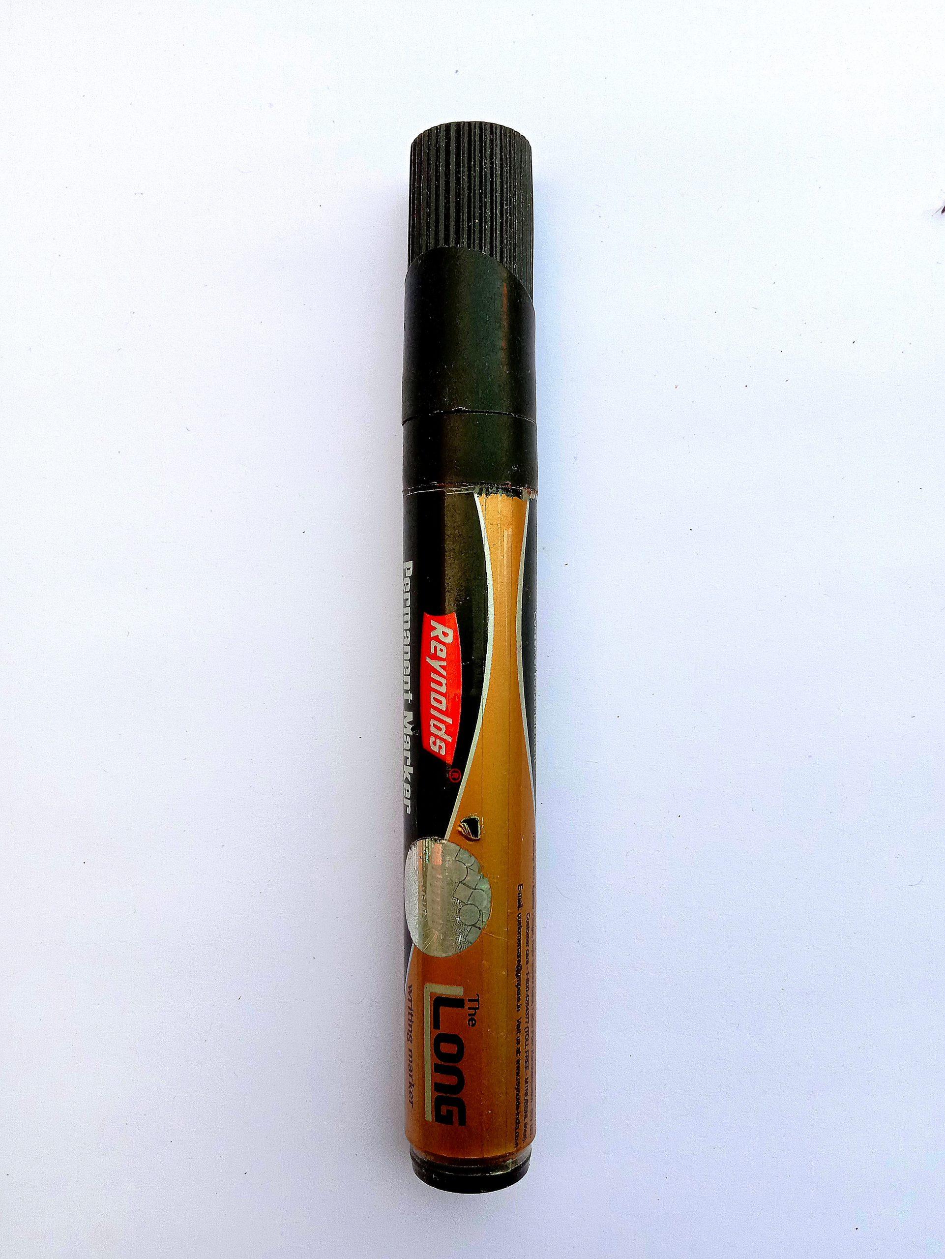 a marker pen