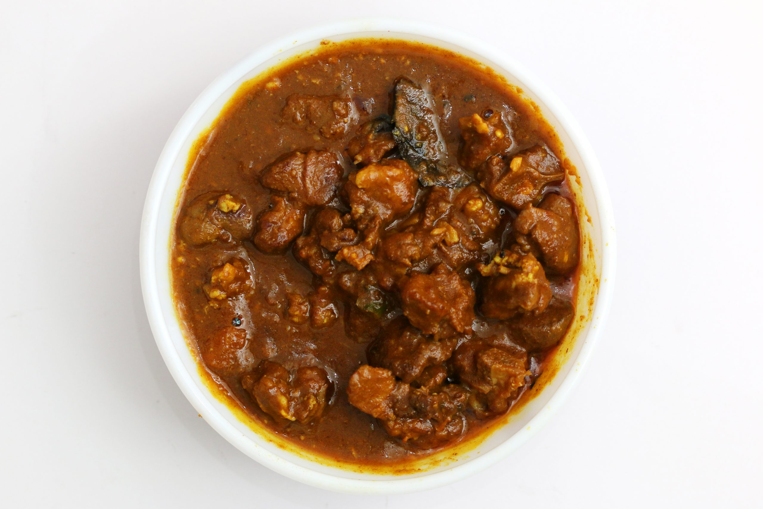 Mutton in a bowl