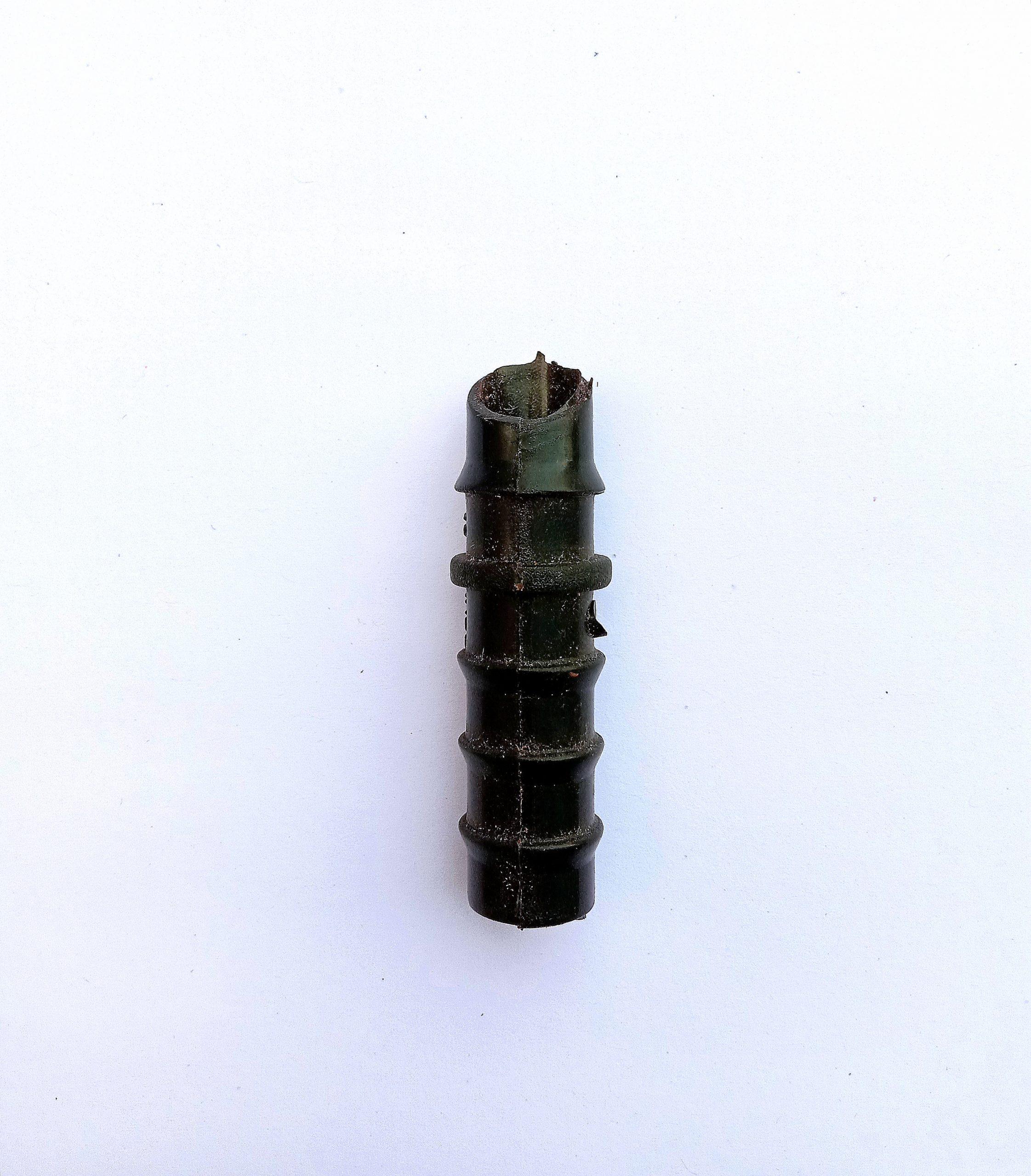 A broken pipe