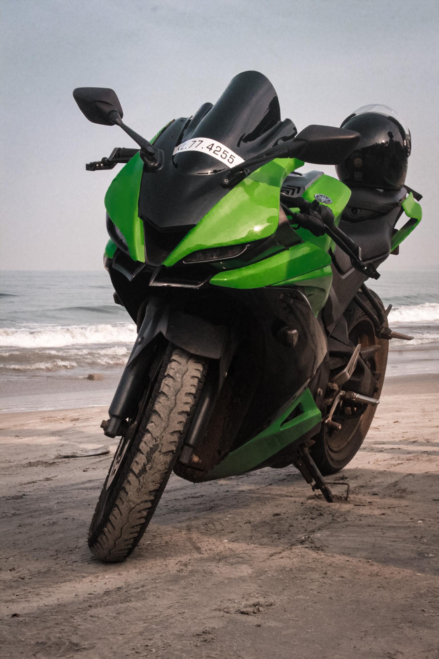 A super bike