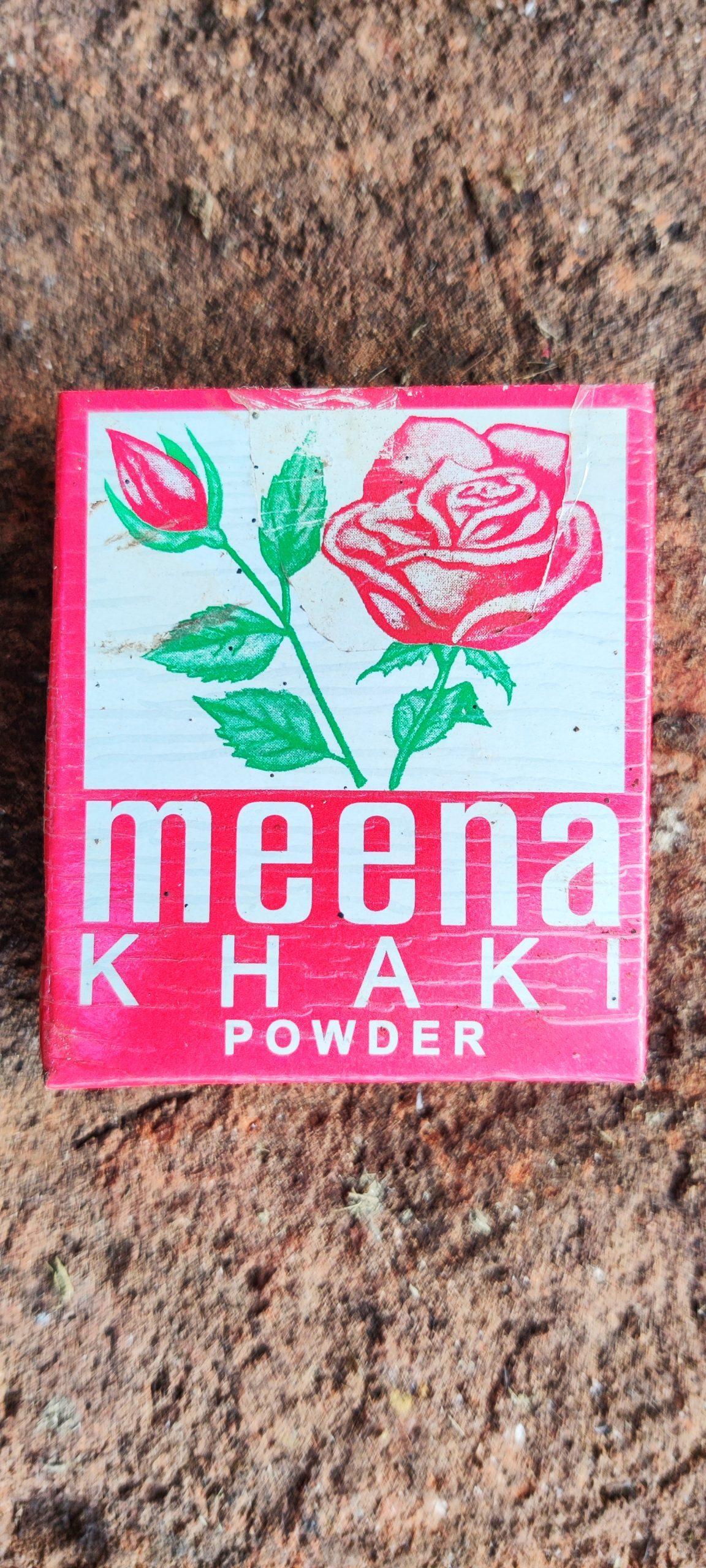 A talc powder product