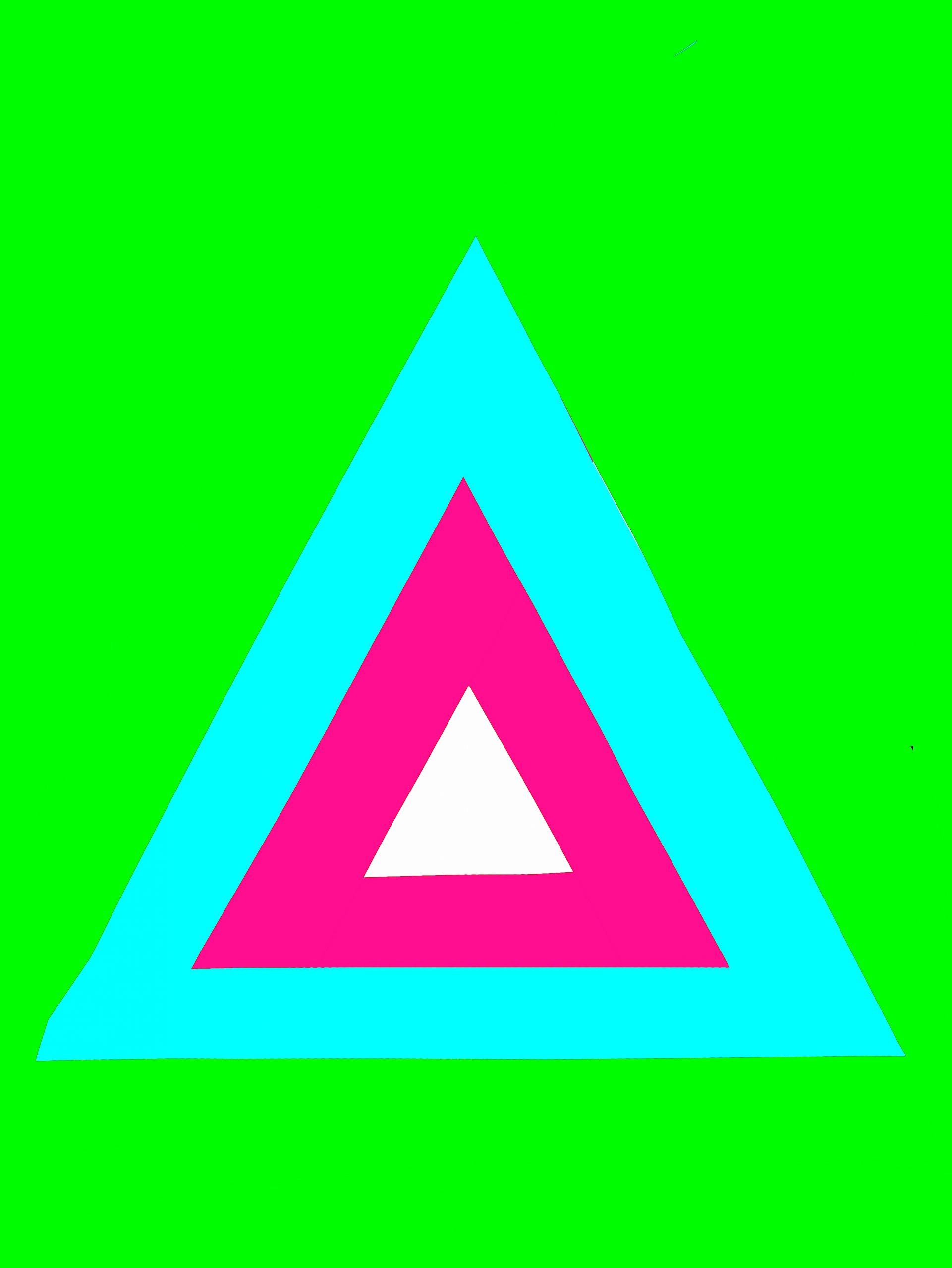 A triangle illustration