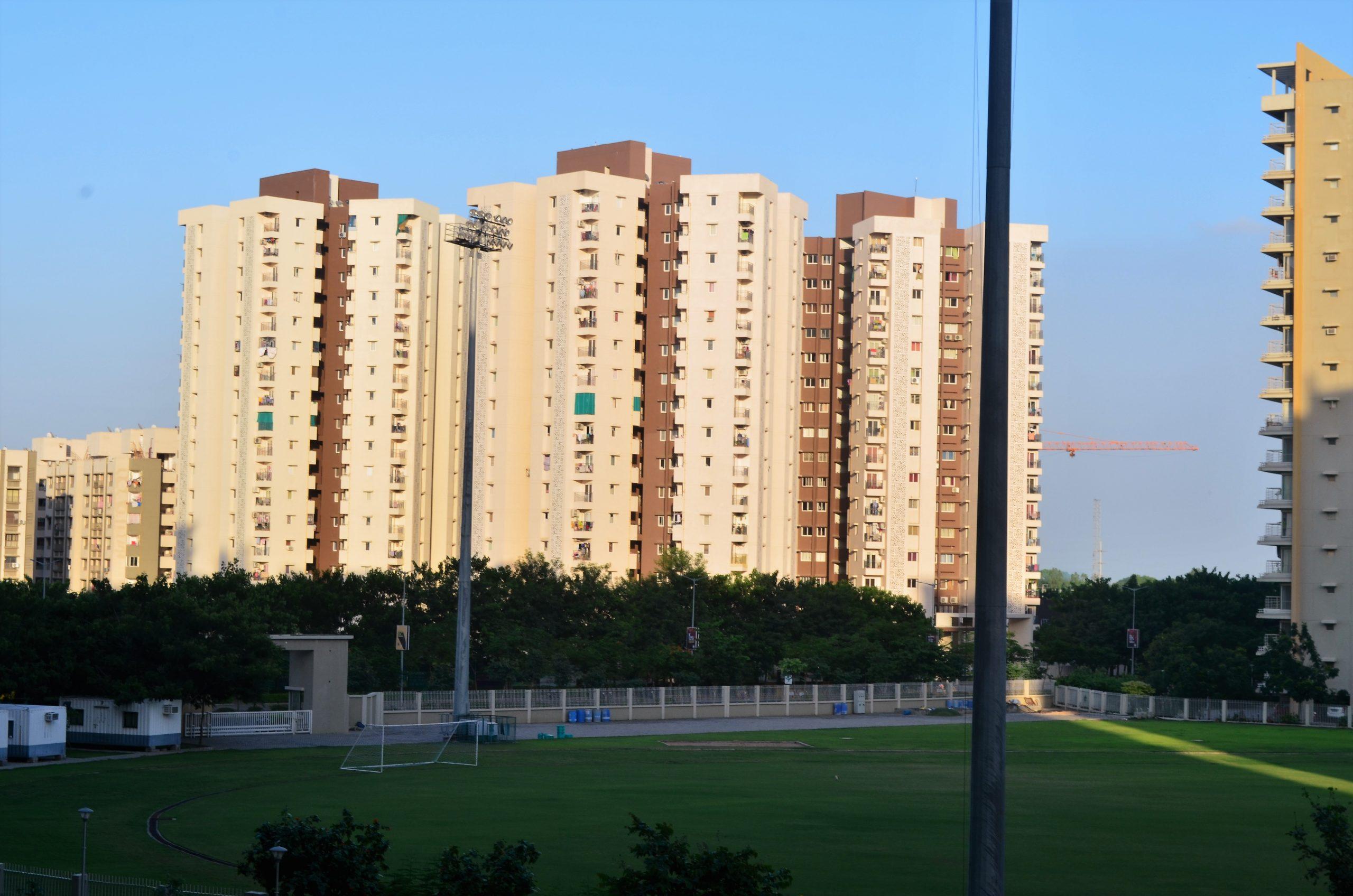 Buildings in Ahmedabad