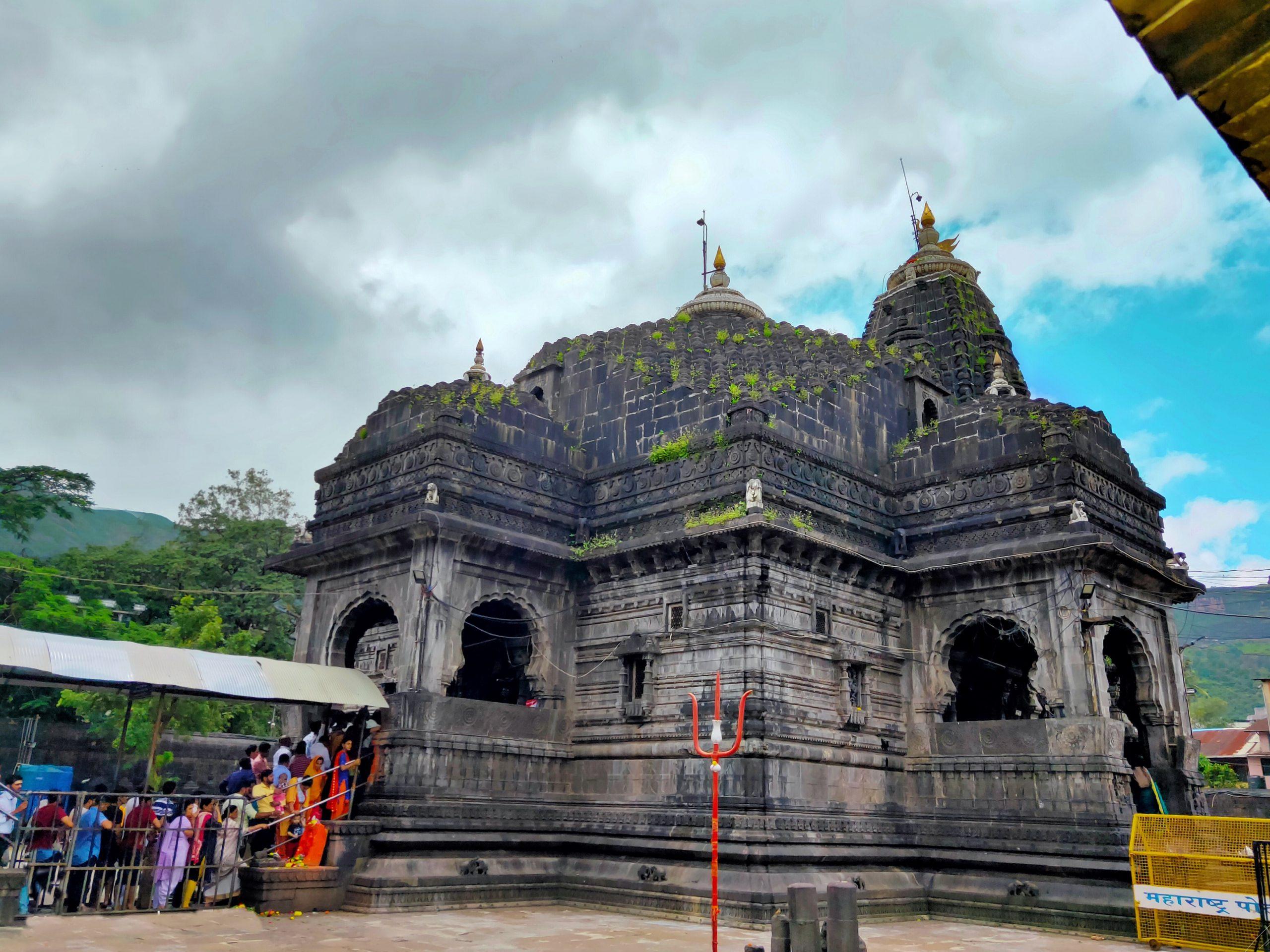 An old Hindu temple