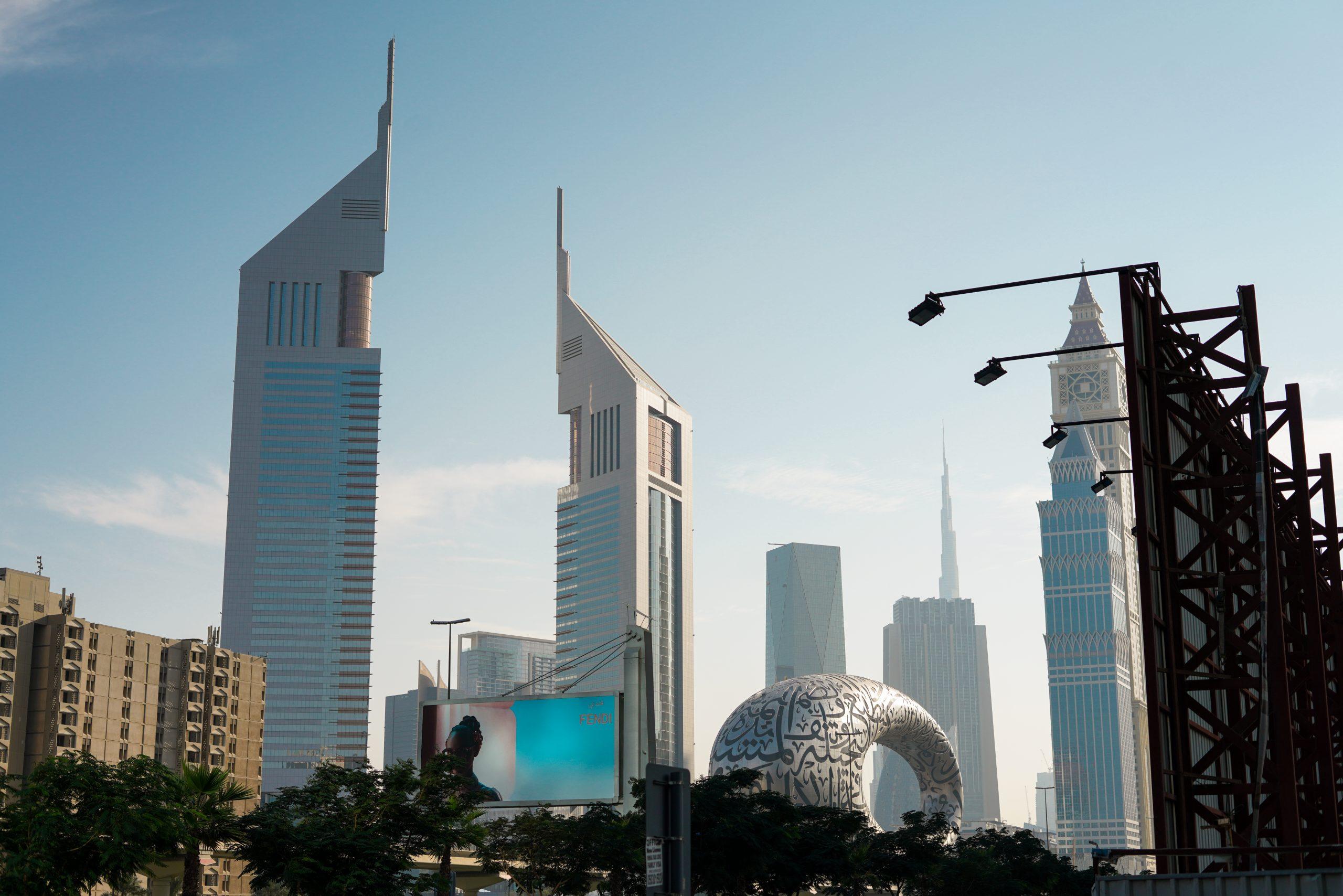 Architecture of Dubai