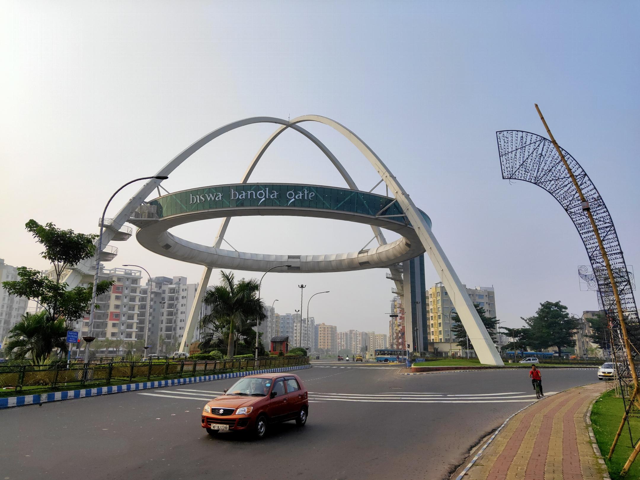 Biswa Banola Gate