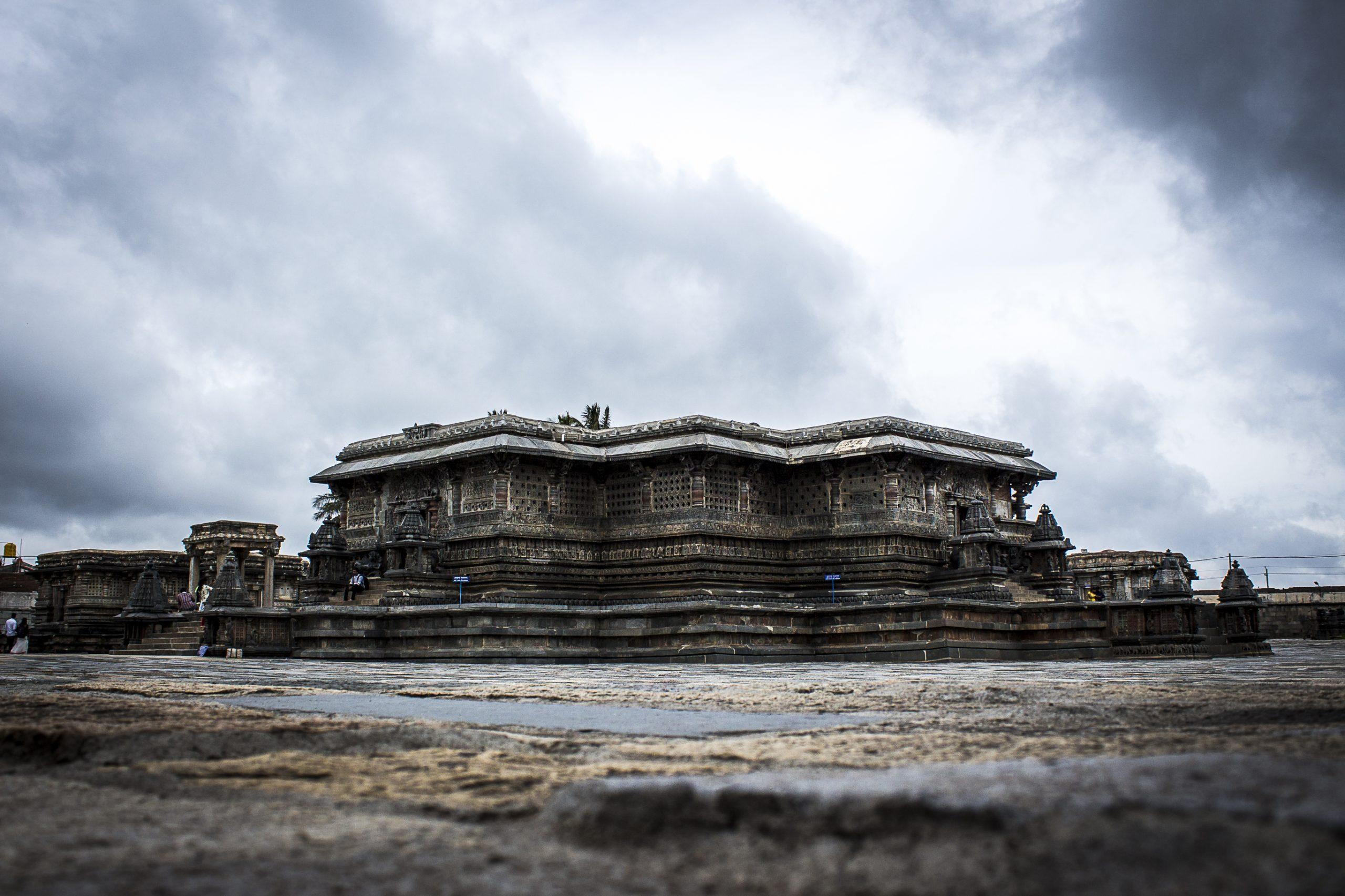Channakeshava Temple in Beluru