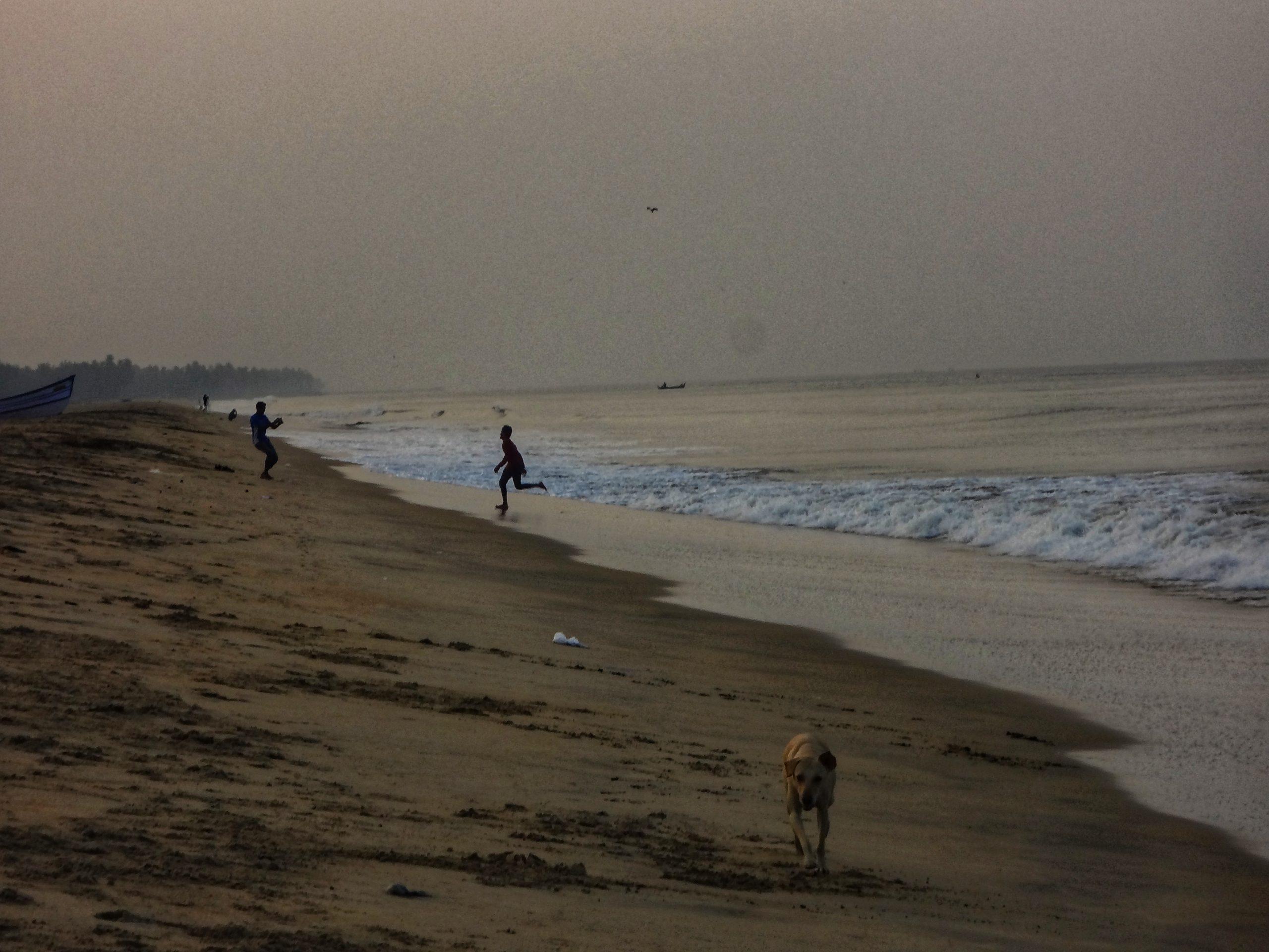 Chavakkad Beach in Kerala