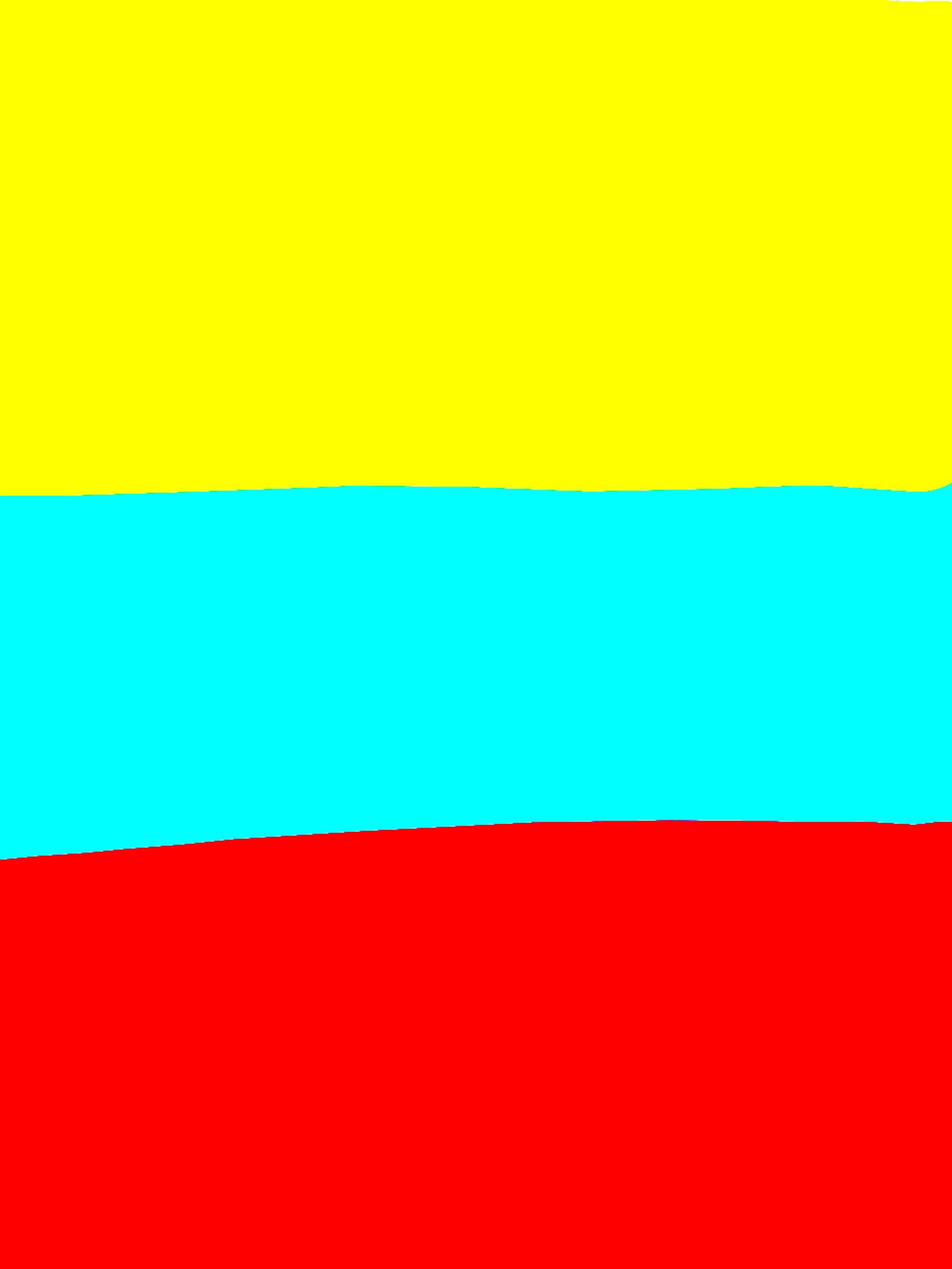 Tricolor design