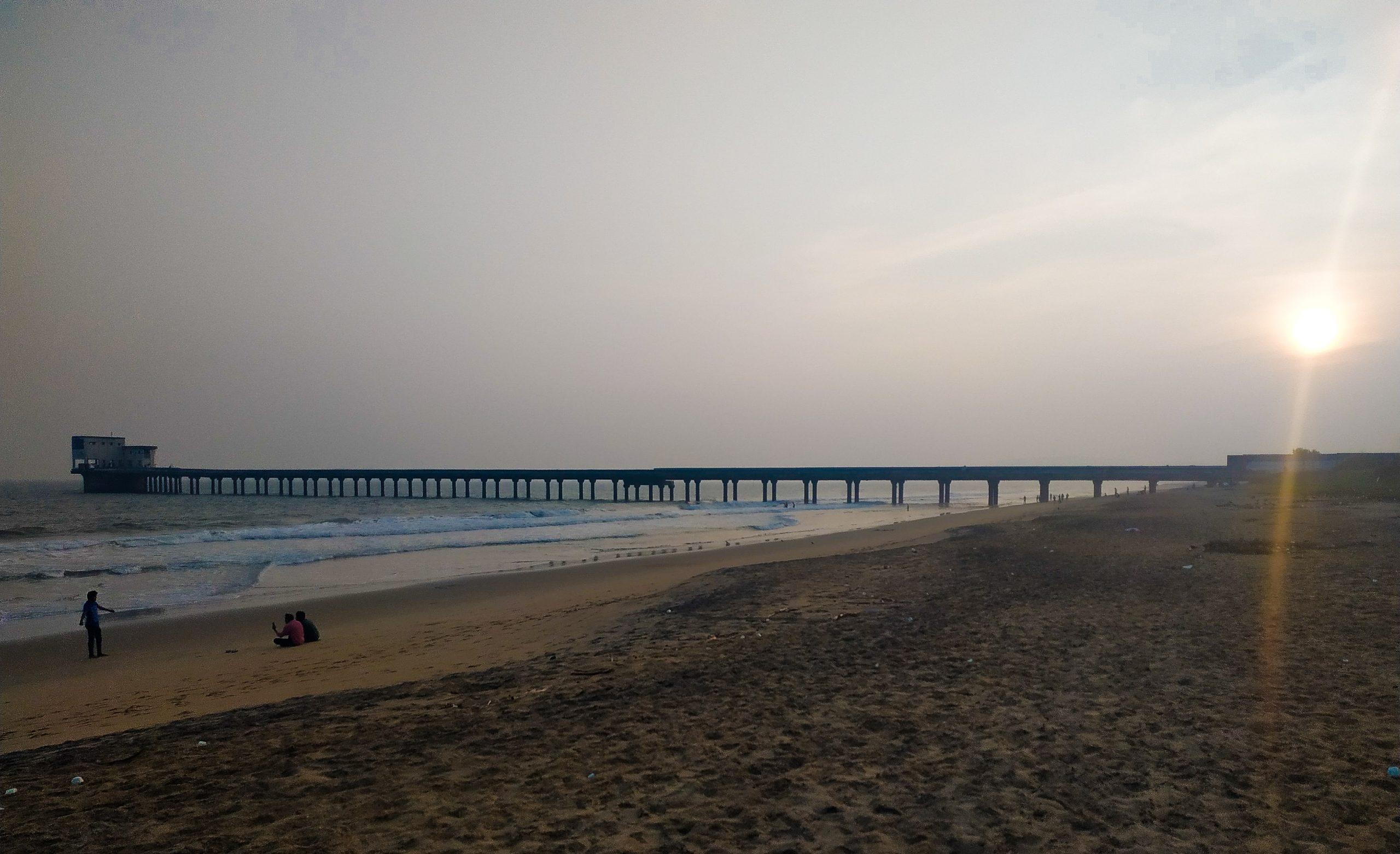 Divi's Beach, Visakhapatnam
