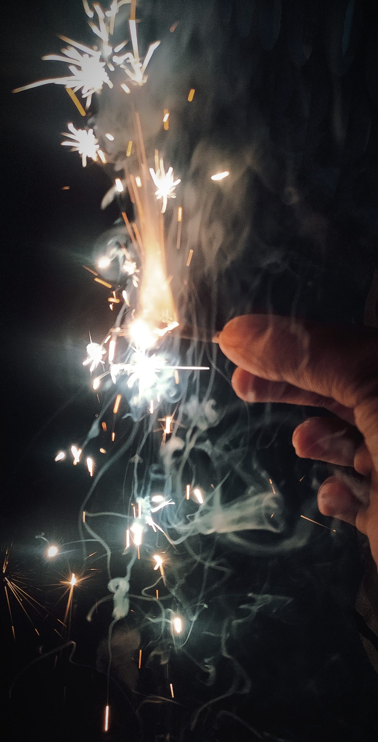 Diwali sparklers