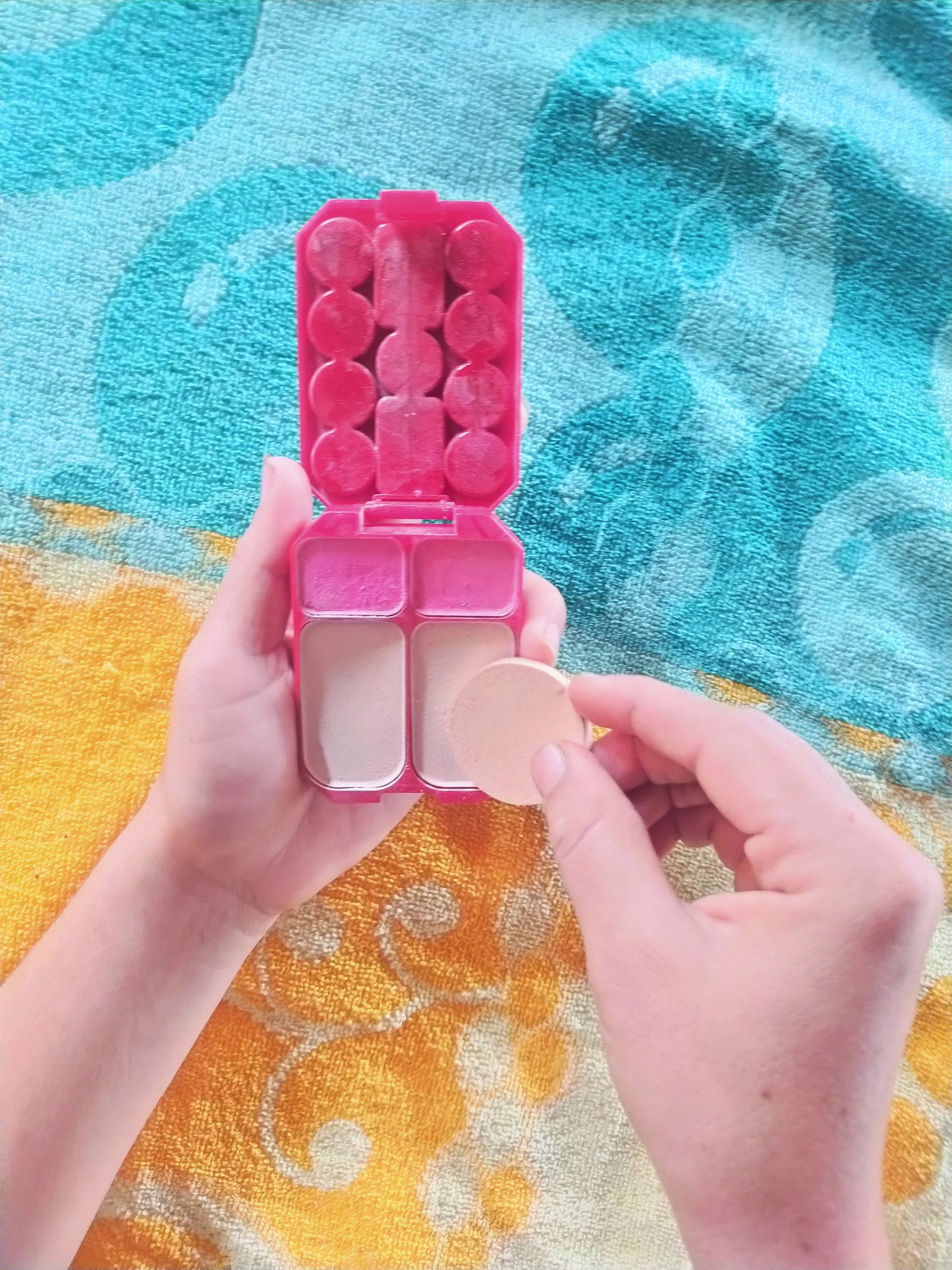 A makeup product