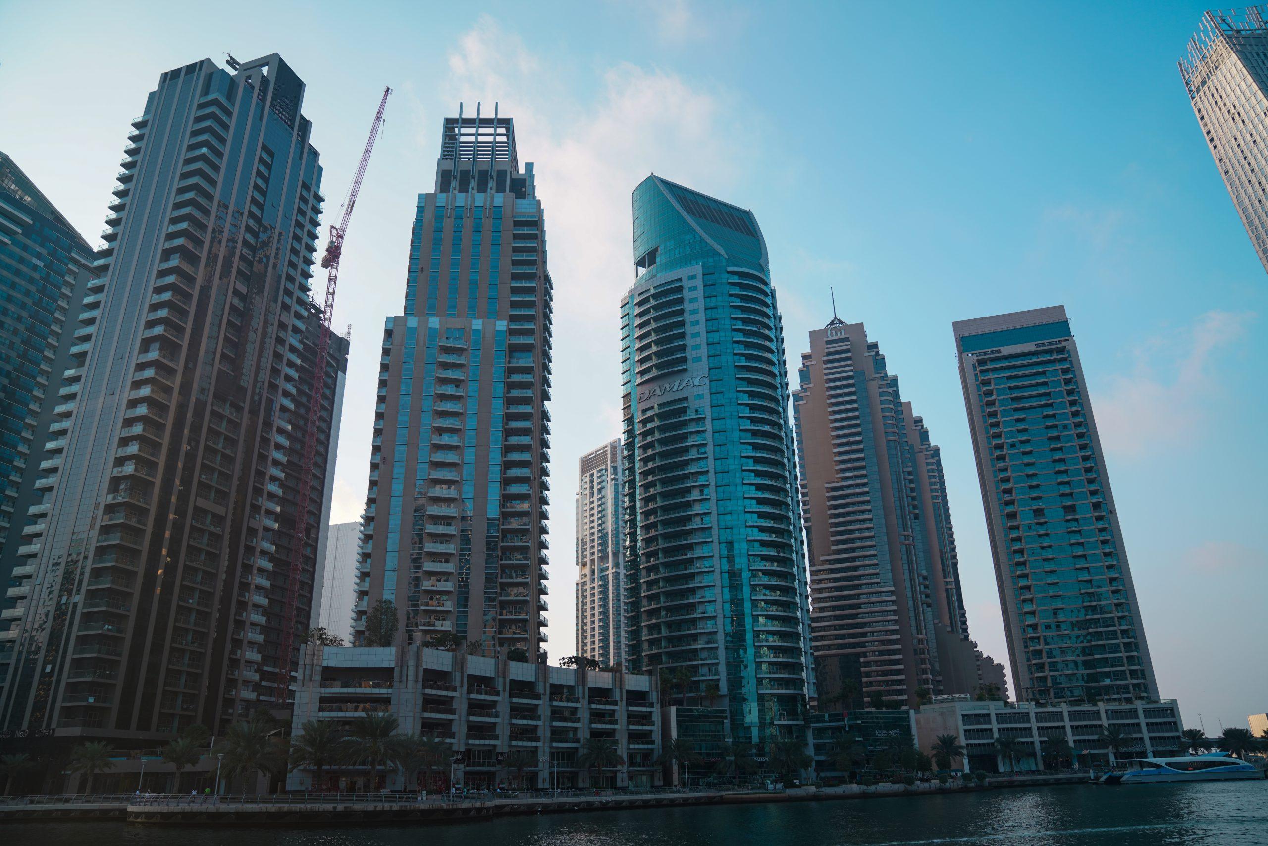 Dubai Building construction