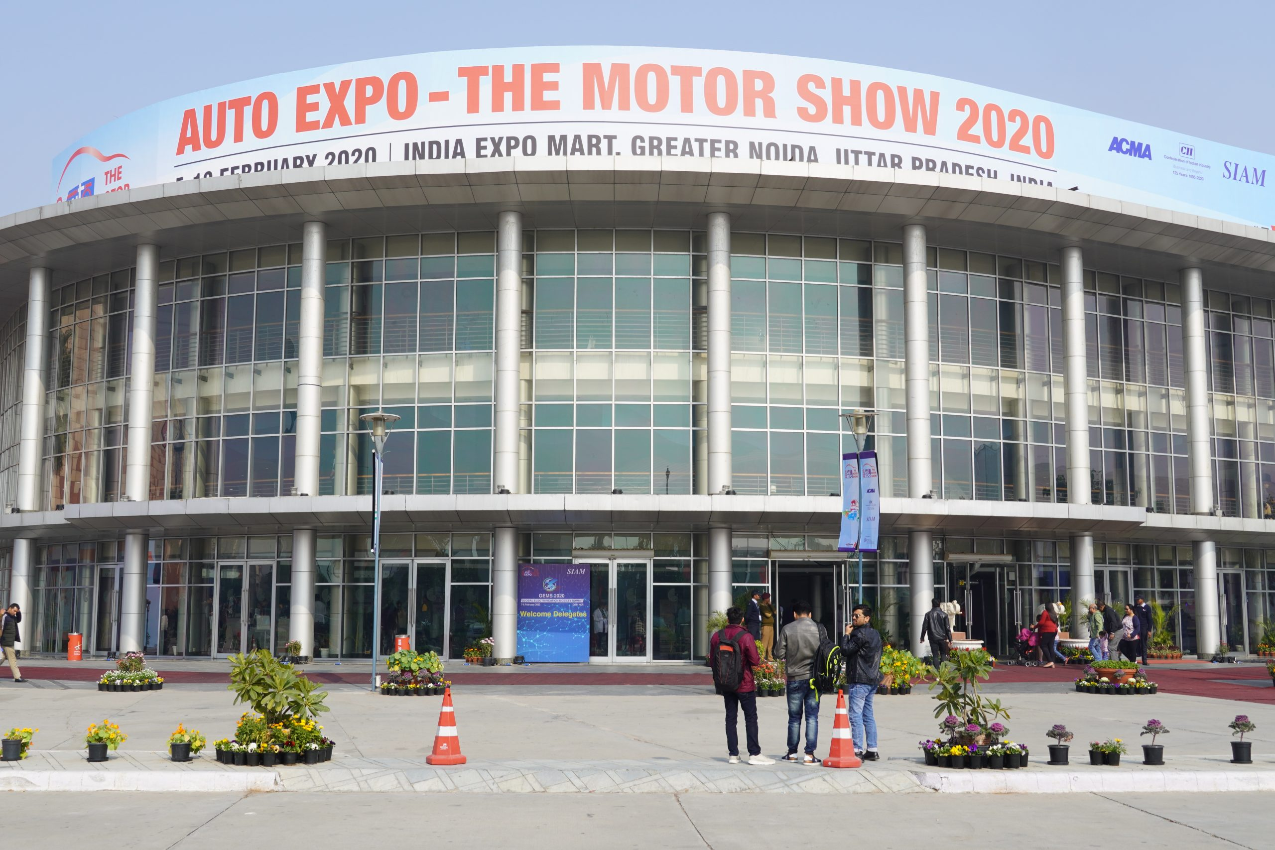Expo Centre in Greater Noida