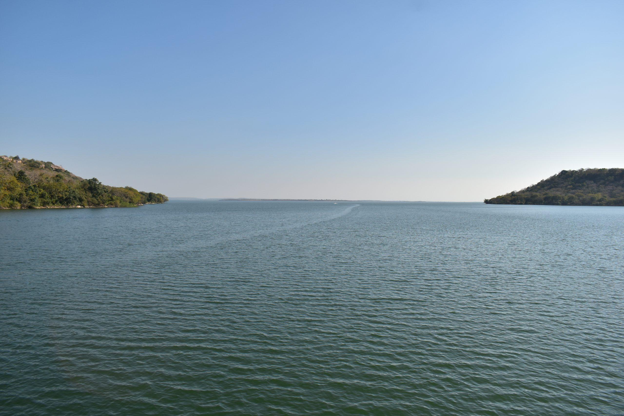 Gandhi Sagar Dam on Chambal river