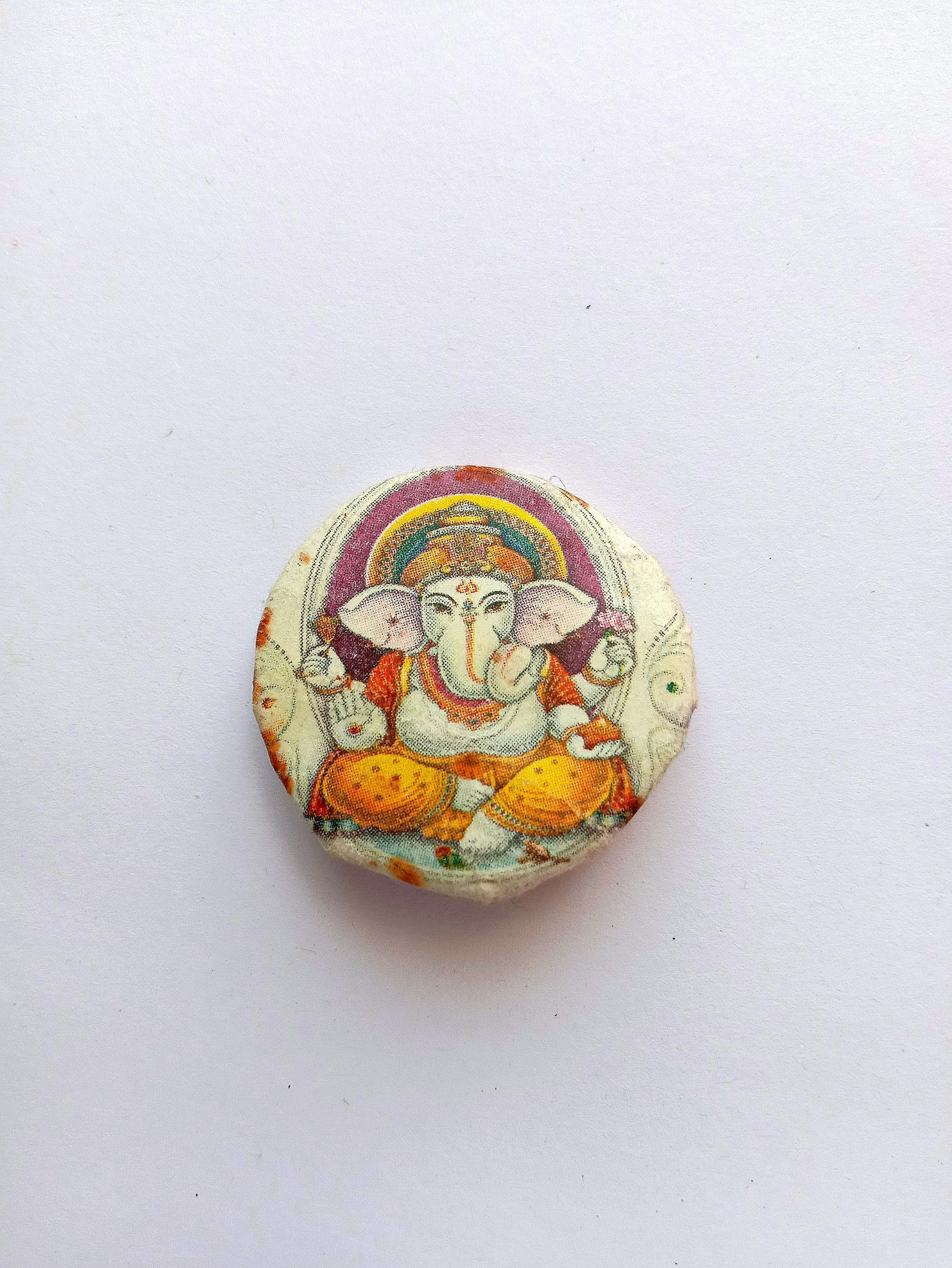 Ganesha badge