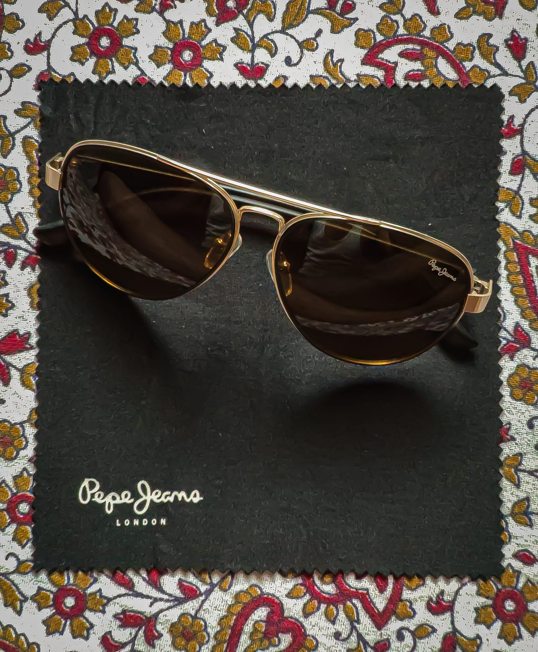 Brown Goggles