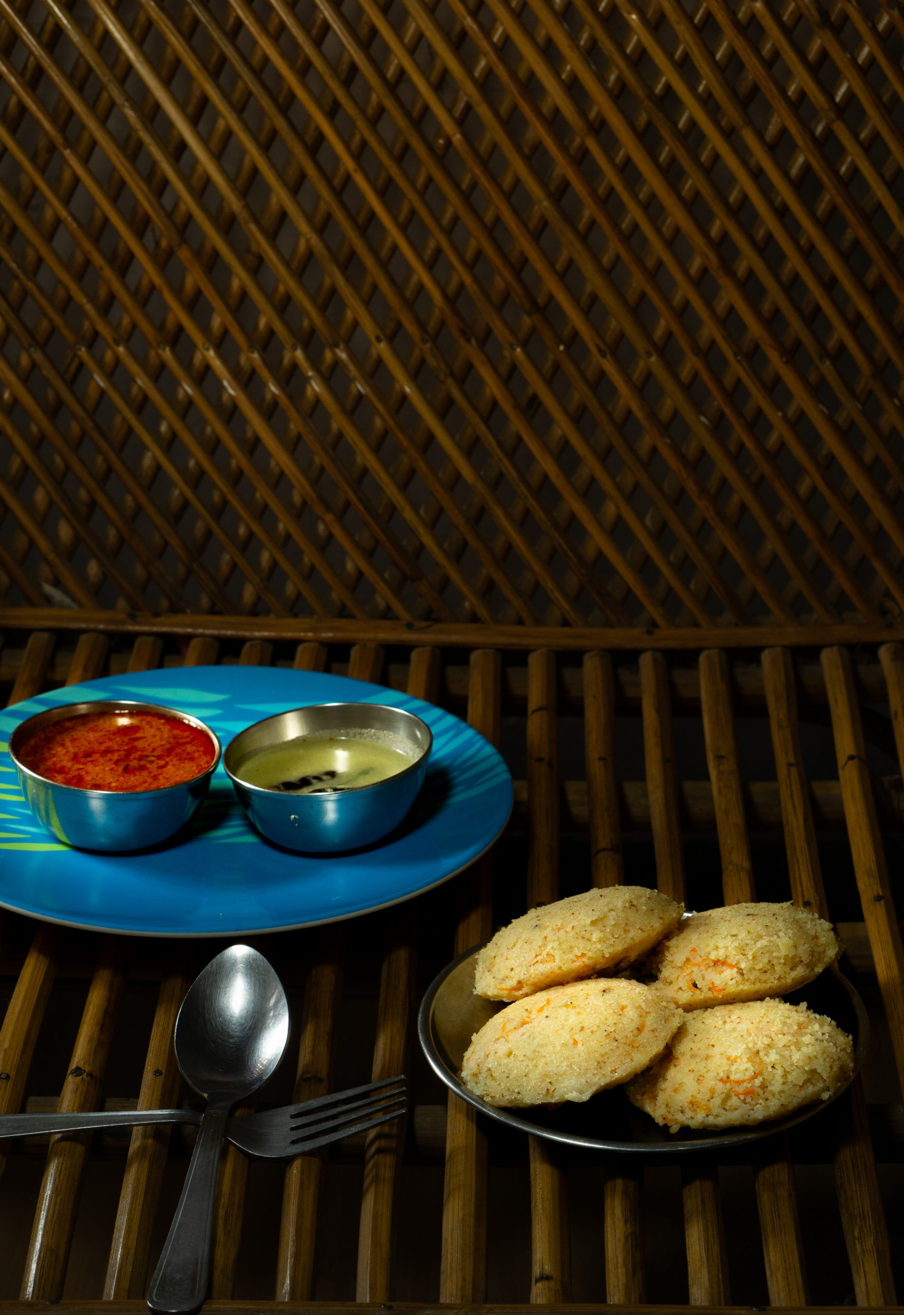 idli and chutney
