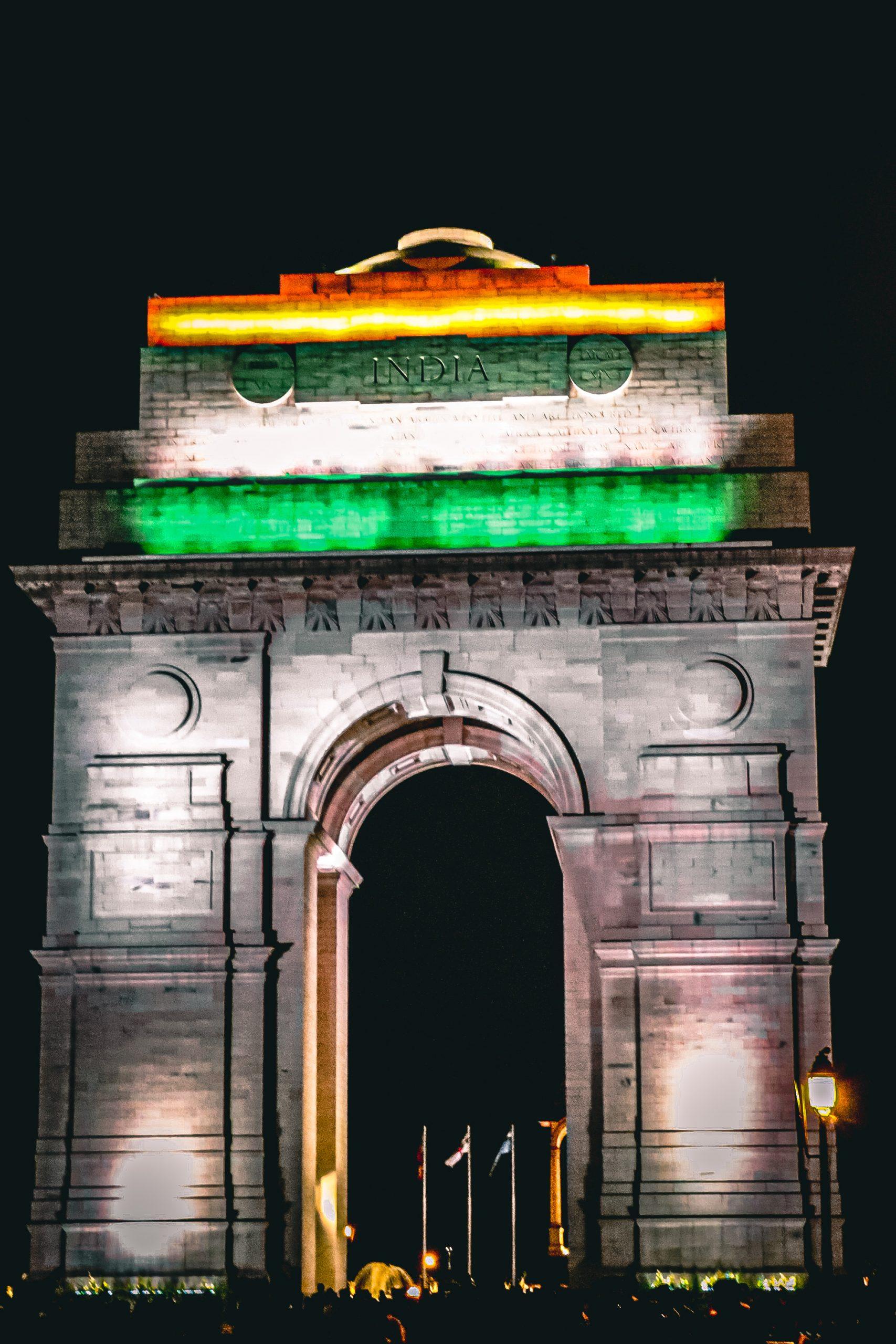 India gate monument