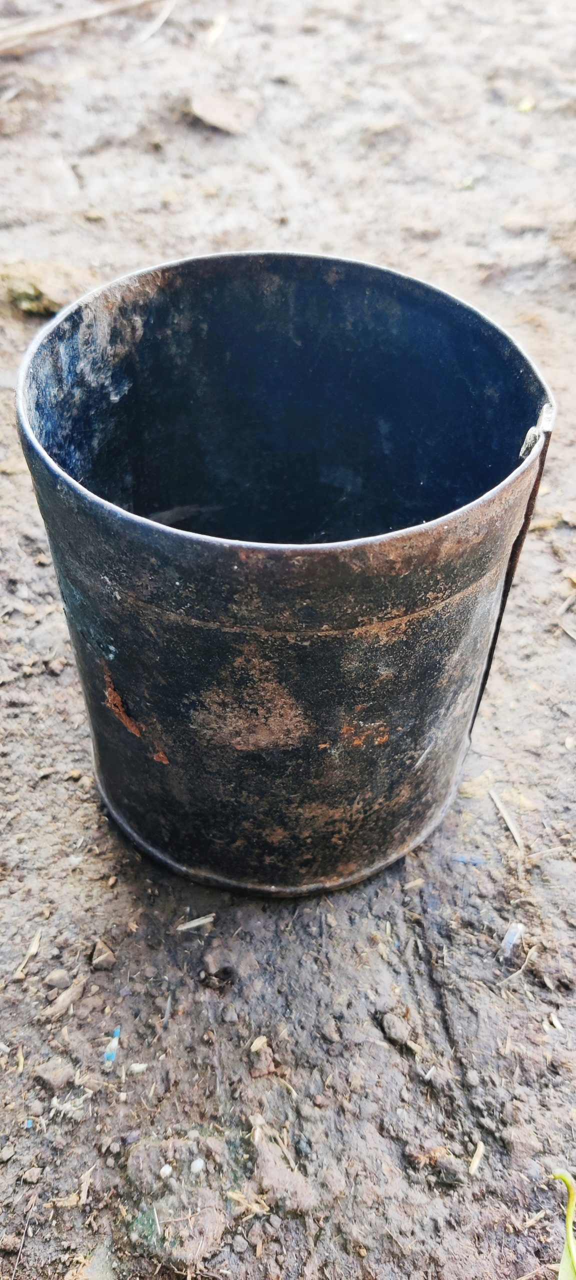 An old bucket