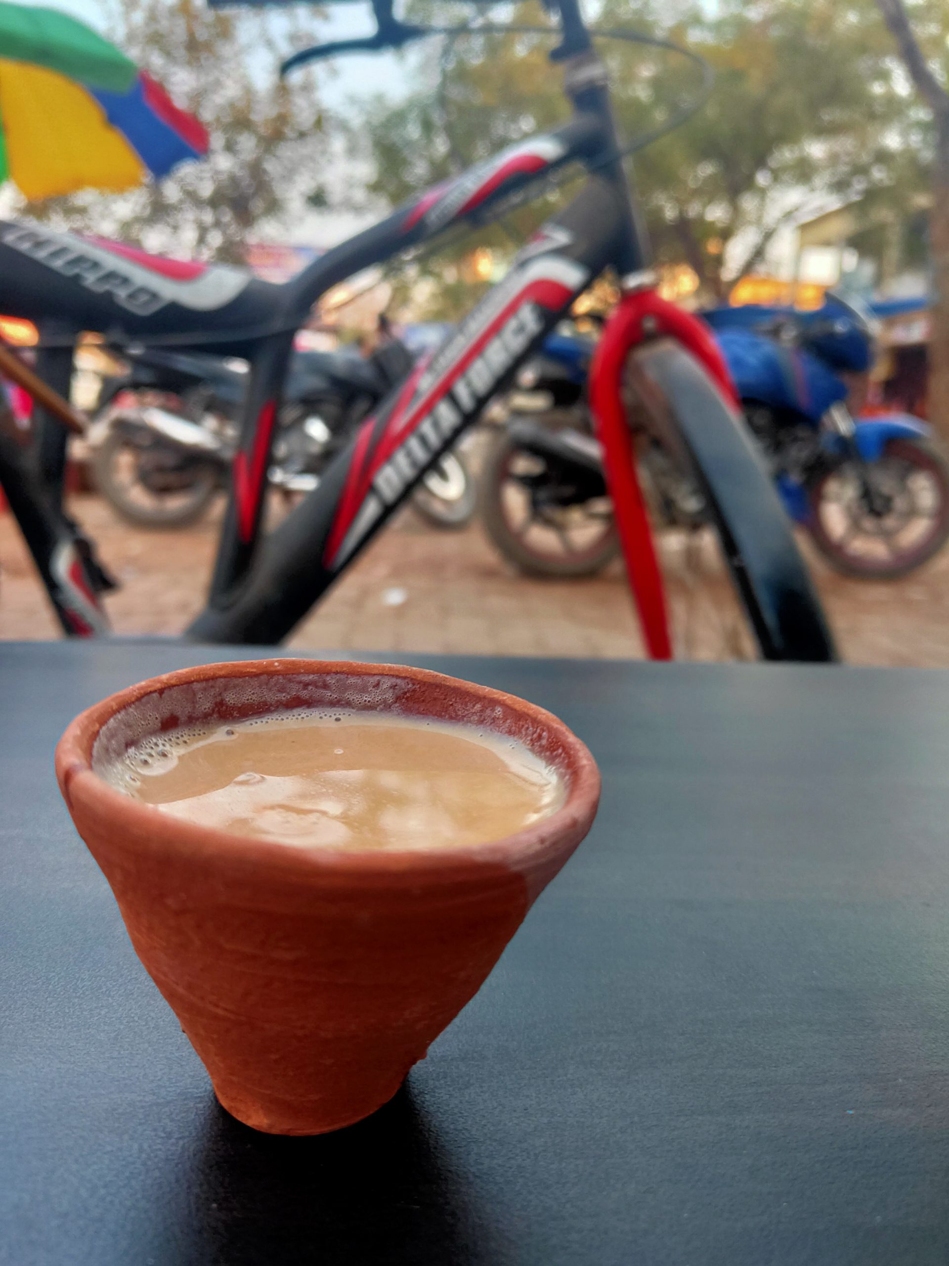 Kulhar tea cup