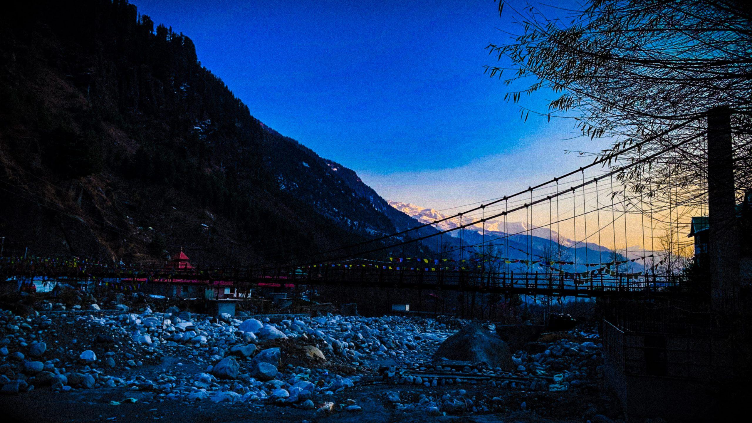 Malana village in Himachal Pradesh