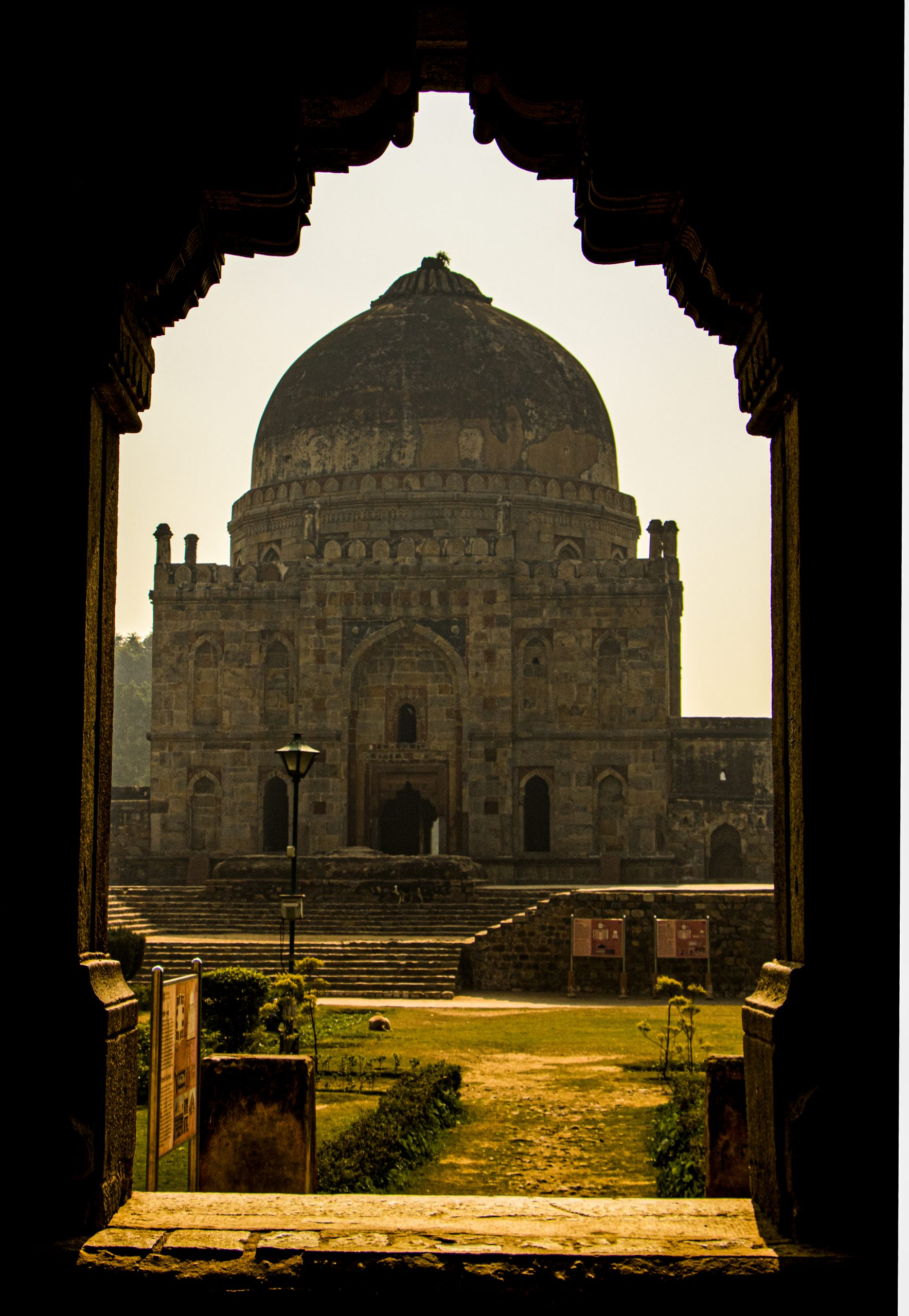 Marvel of classic architecture