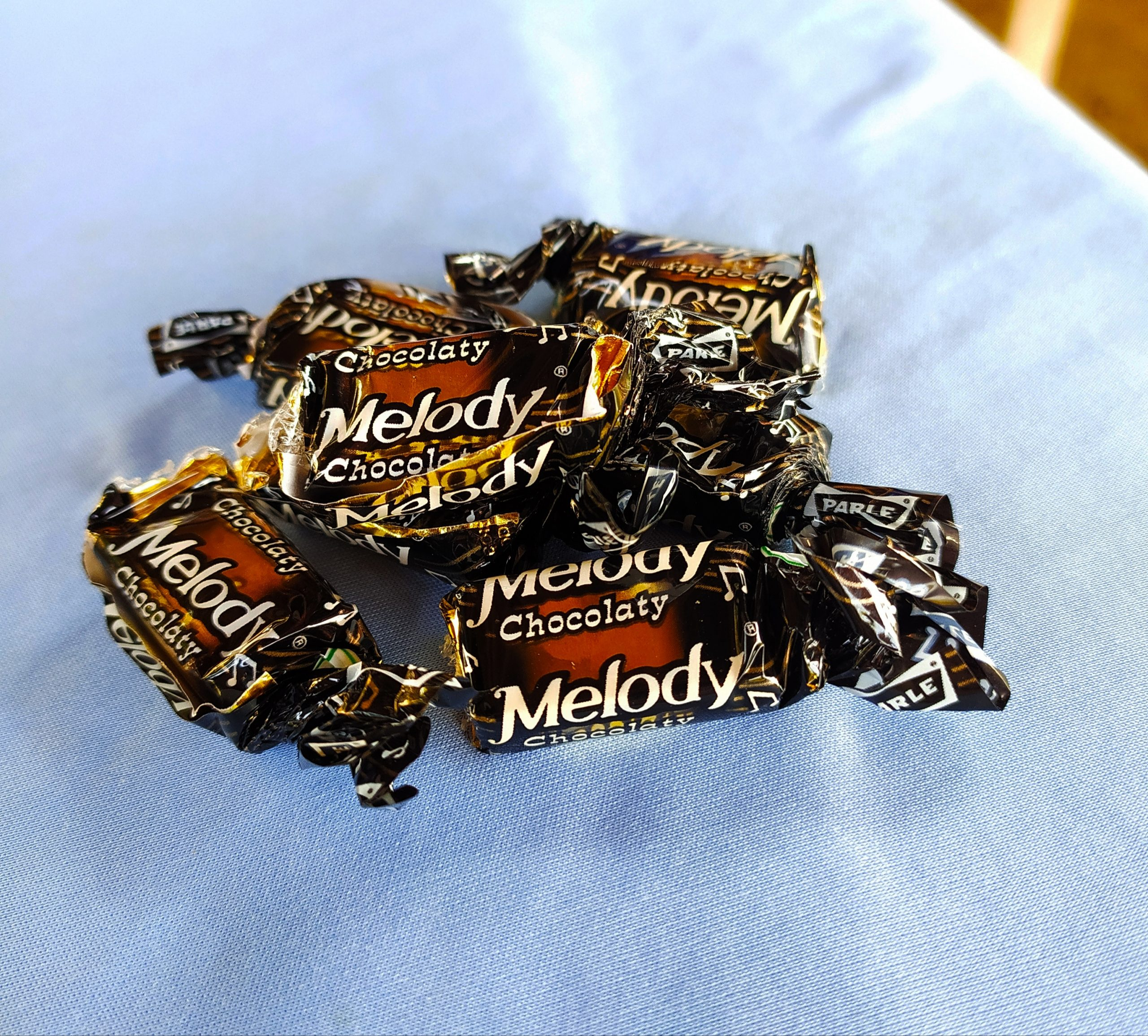 Melody chocolate toffees
