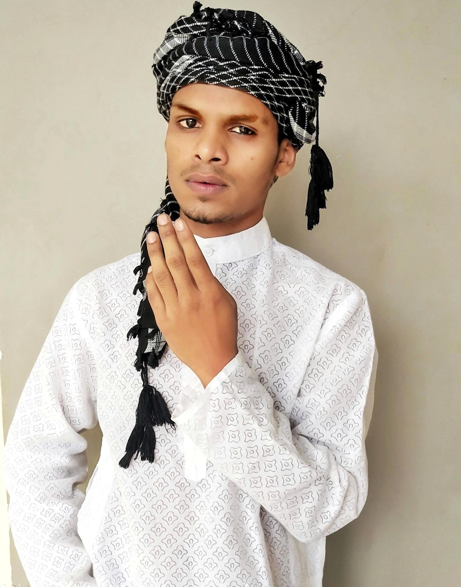 A Muslim boy