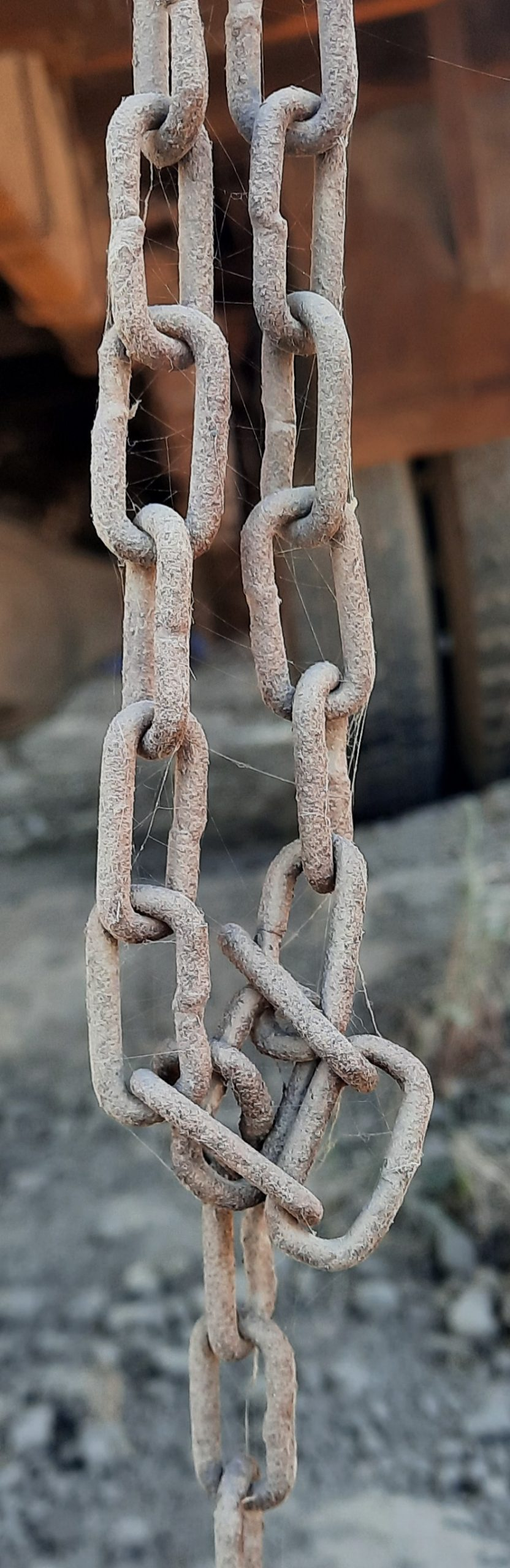 Old Iron Chain