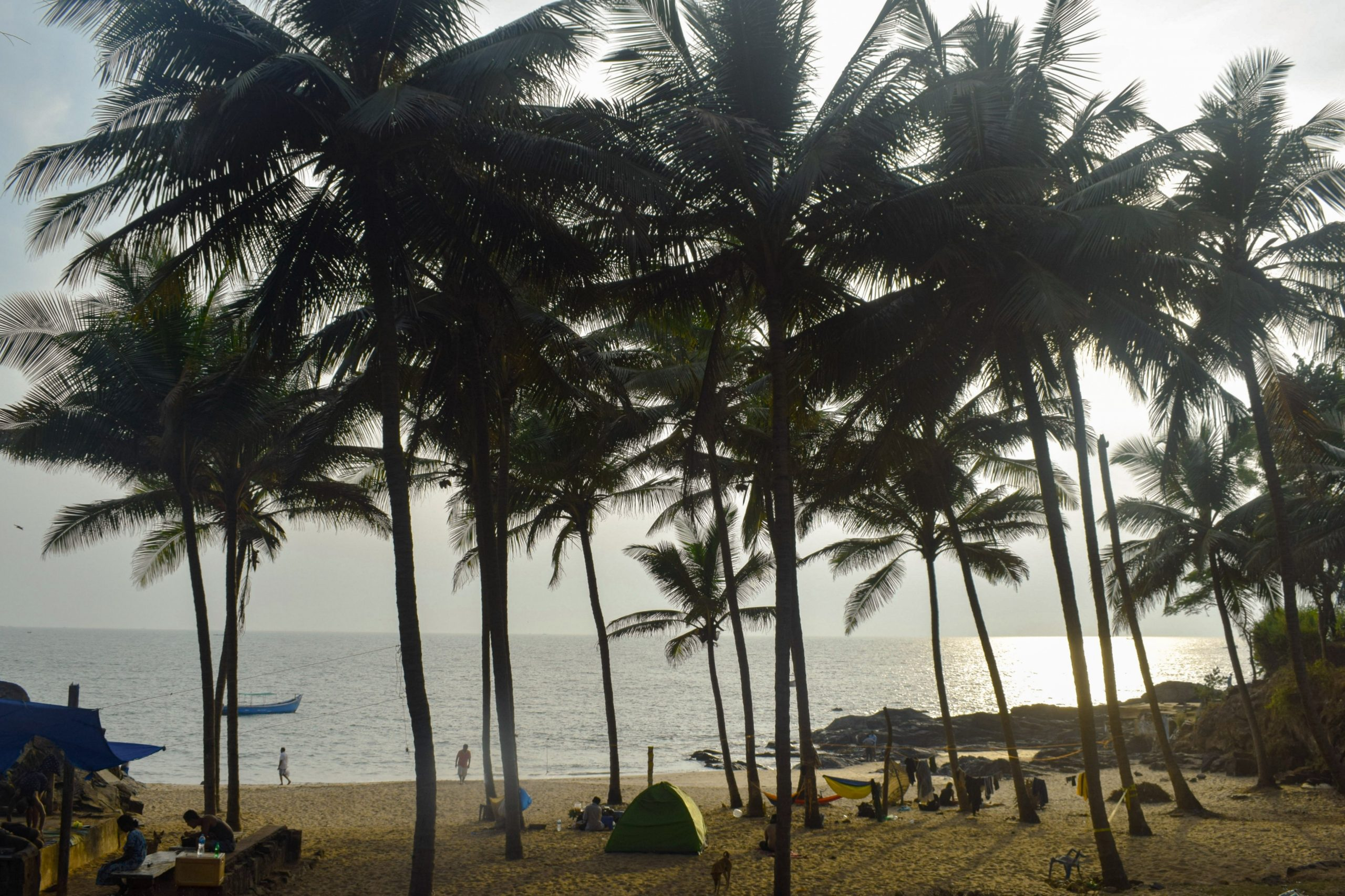 Paradise beach in Gokarna