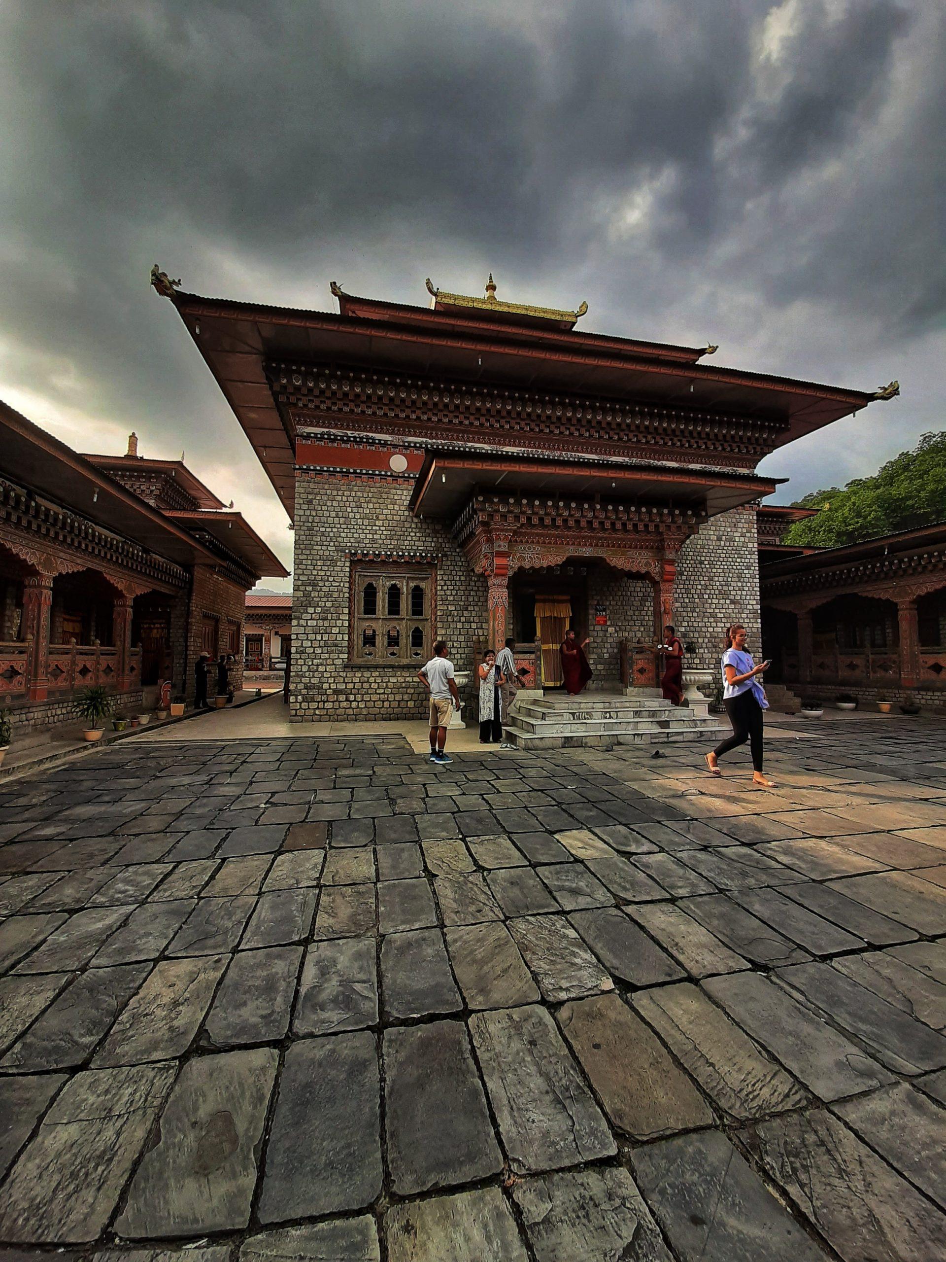 Rabdey, Dratshang - Bhutan