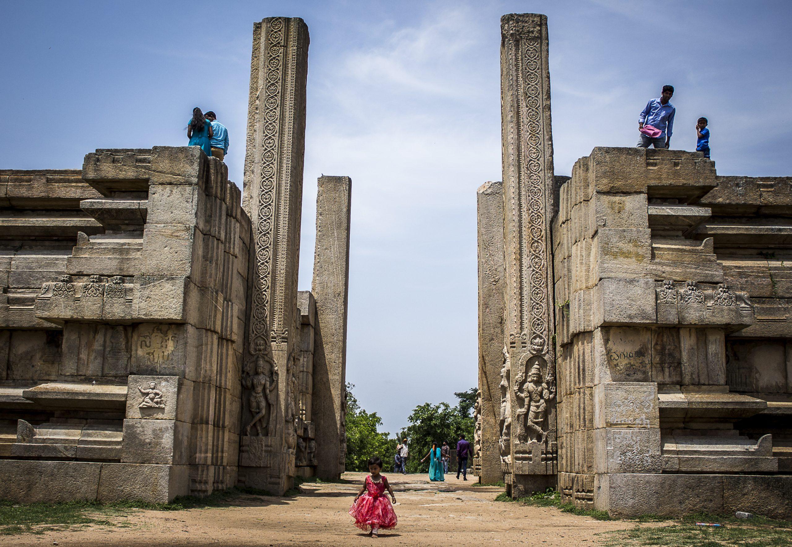 Raya Gopura in Melukote