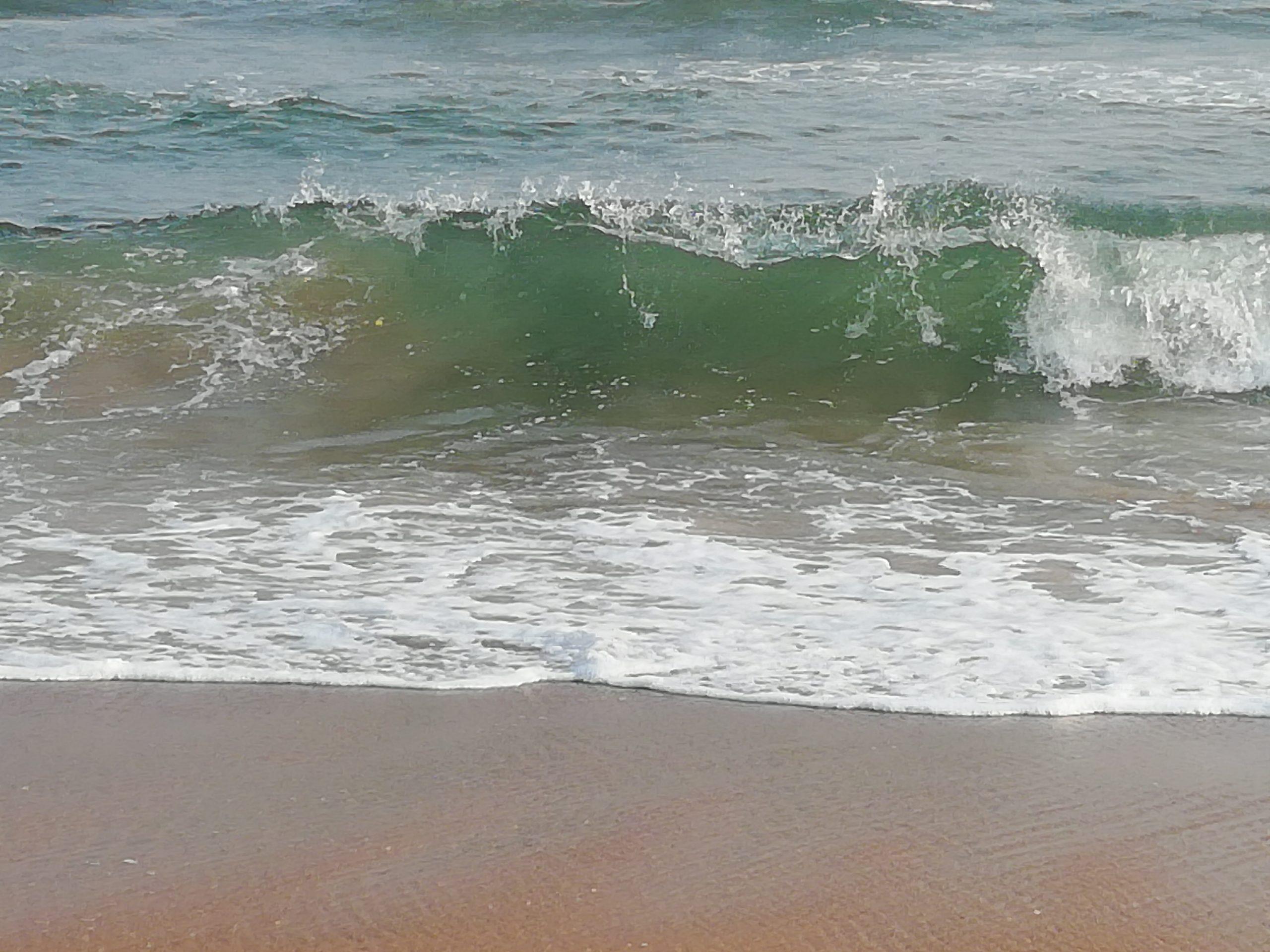 Ramakrishna beach in Vishakapatnam