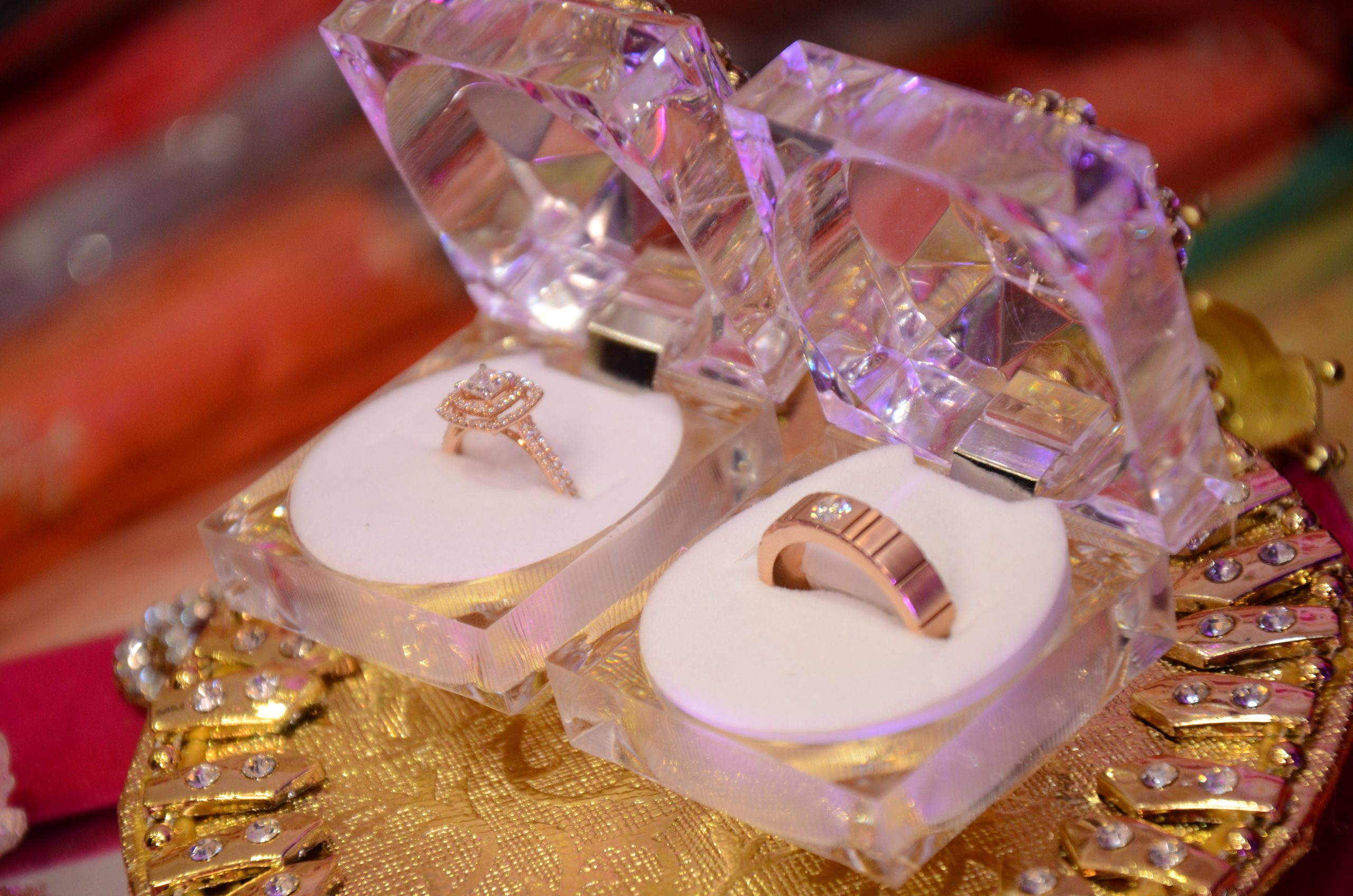 Ring for Ring Ceremony
