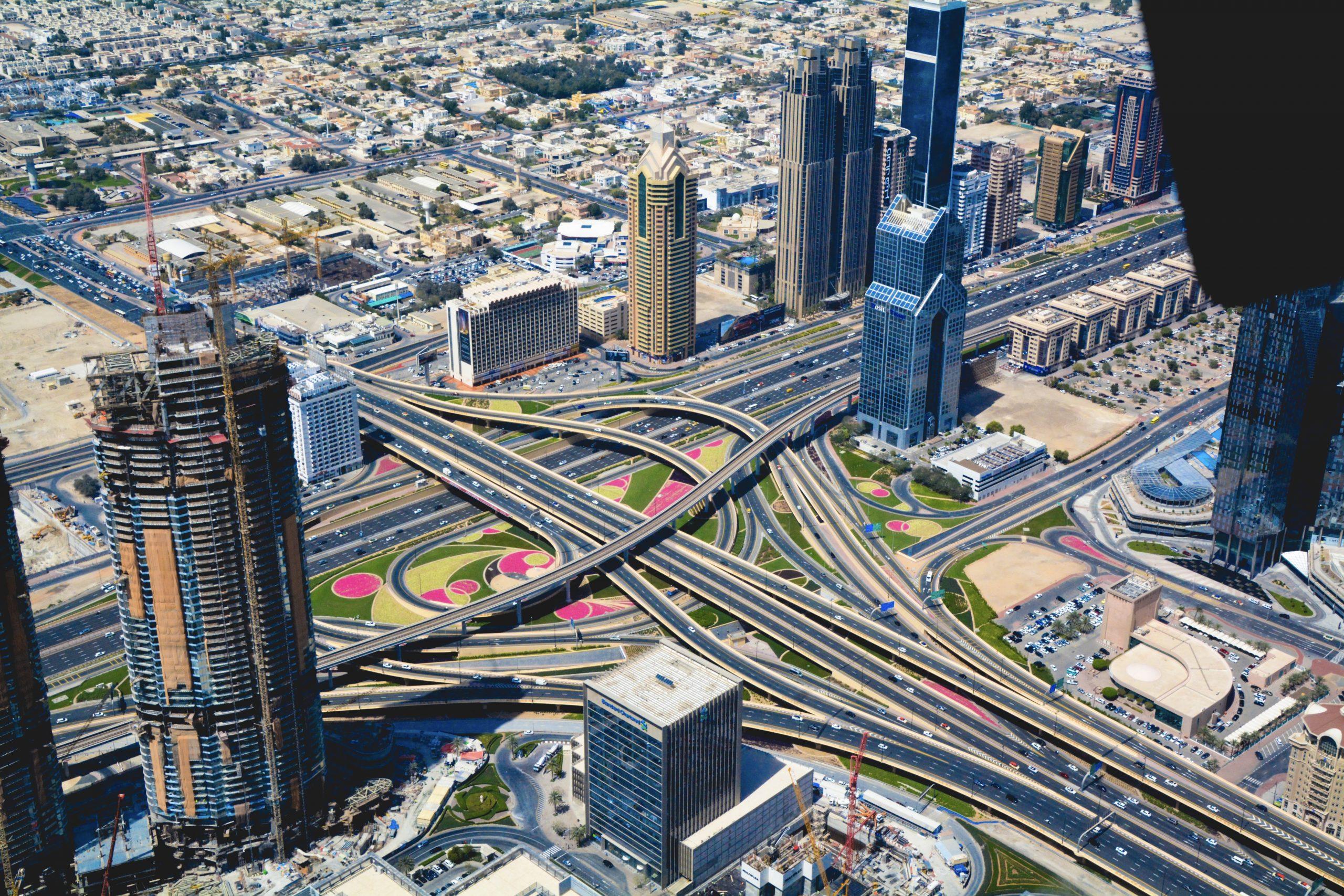 Roads of Abu Dhabi