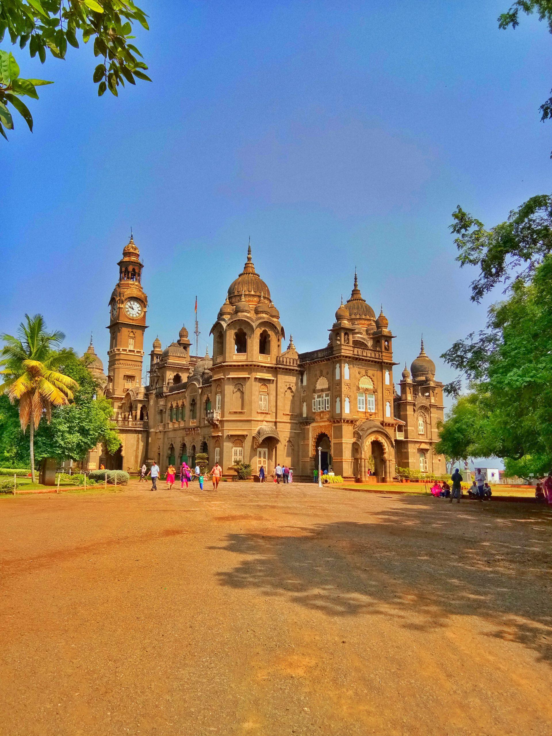 Sahumaharaj Palace in Kolhapur