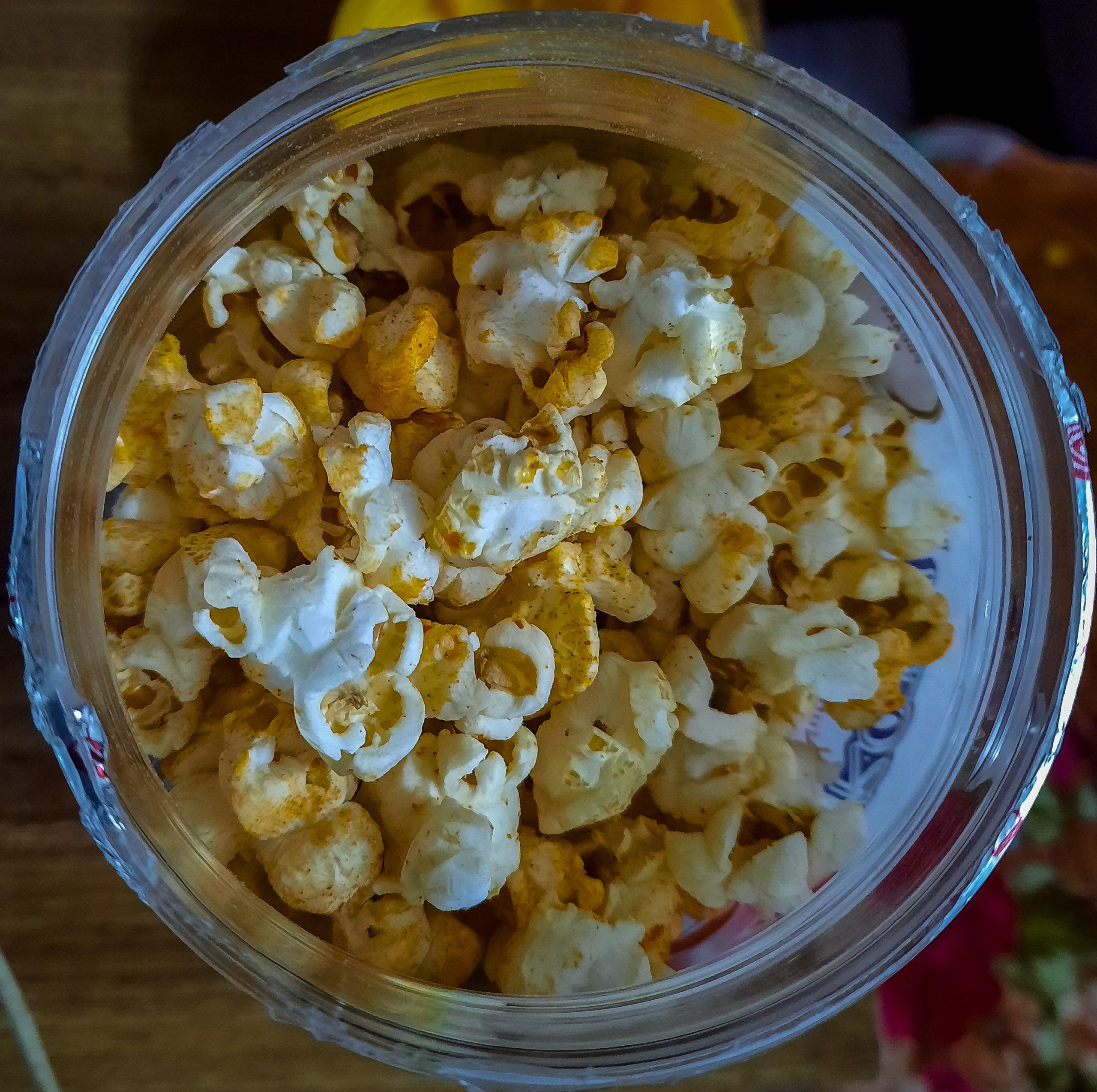 Buttery Popcorns