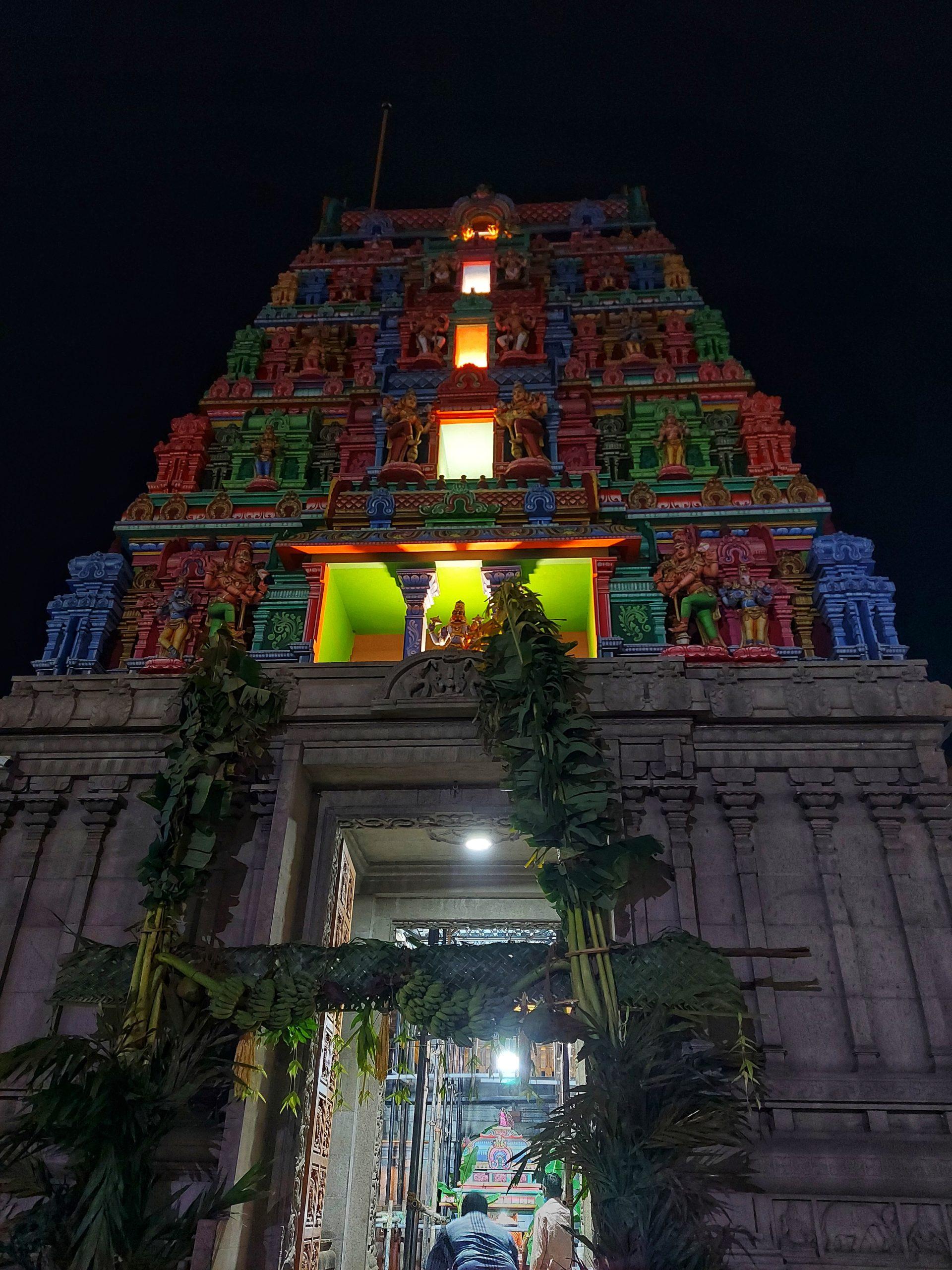 Sri Lakshmi Narasimhar Temple in Coimbatore