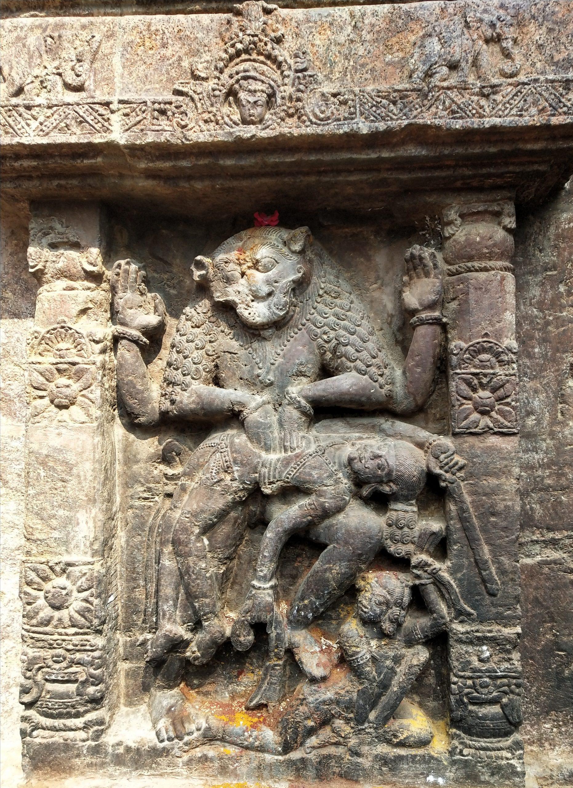 Srimukhalingam temple architecture