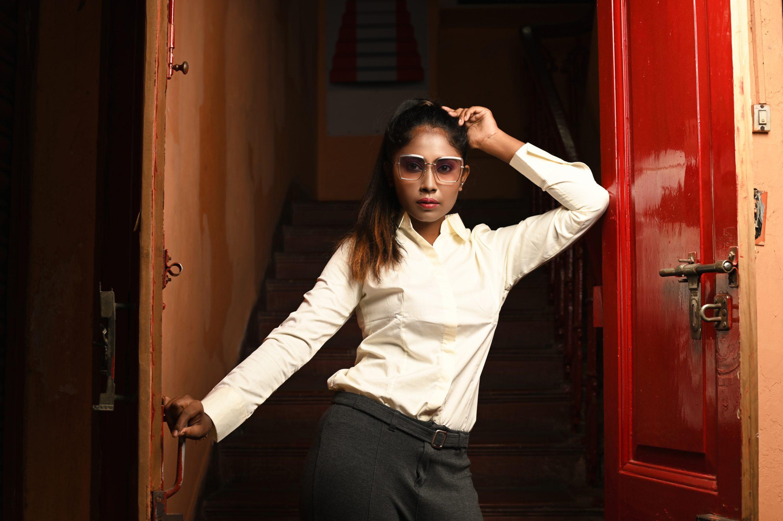 Stylish Corporate Woman