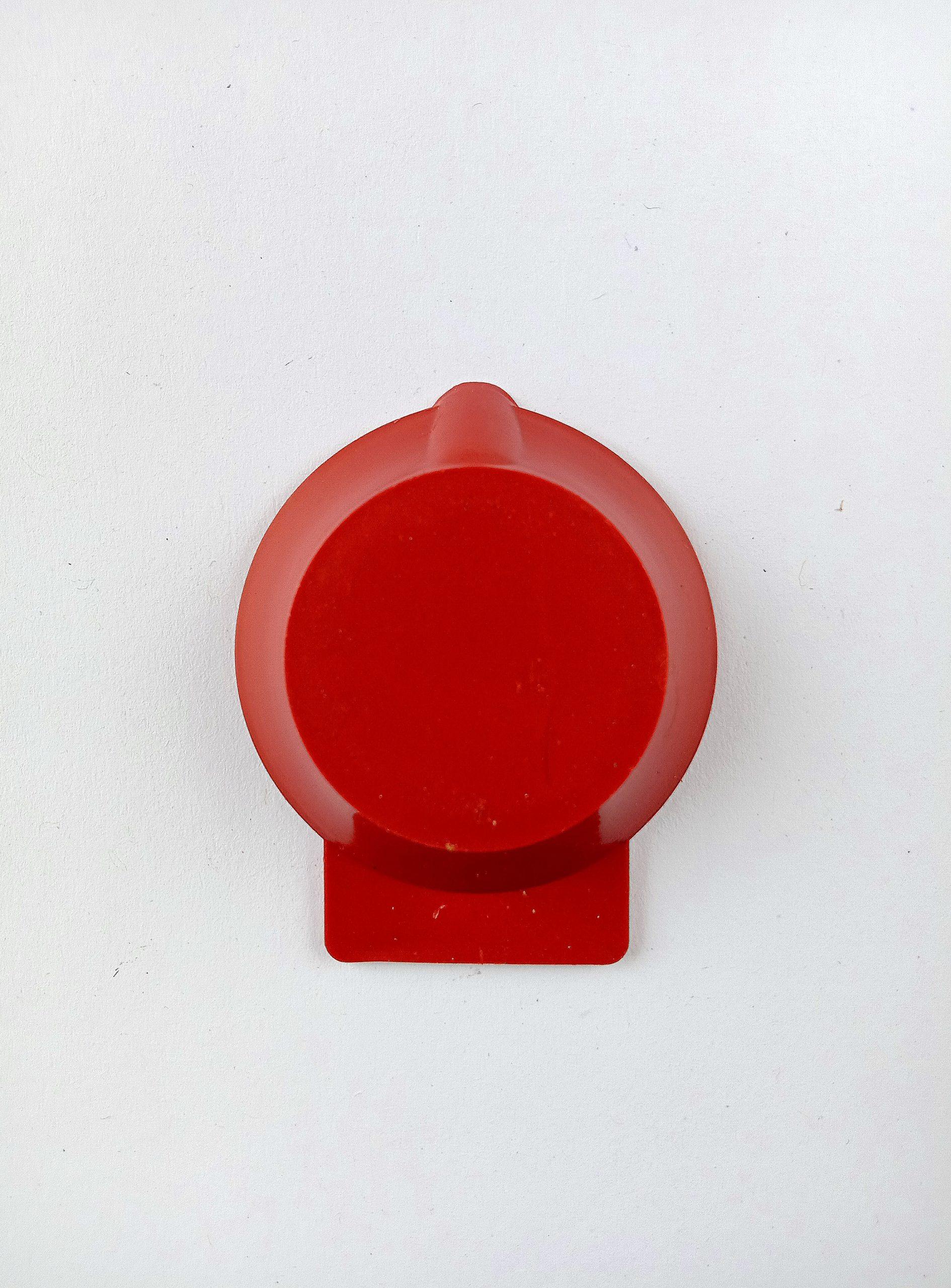 A plastic lid