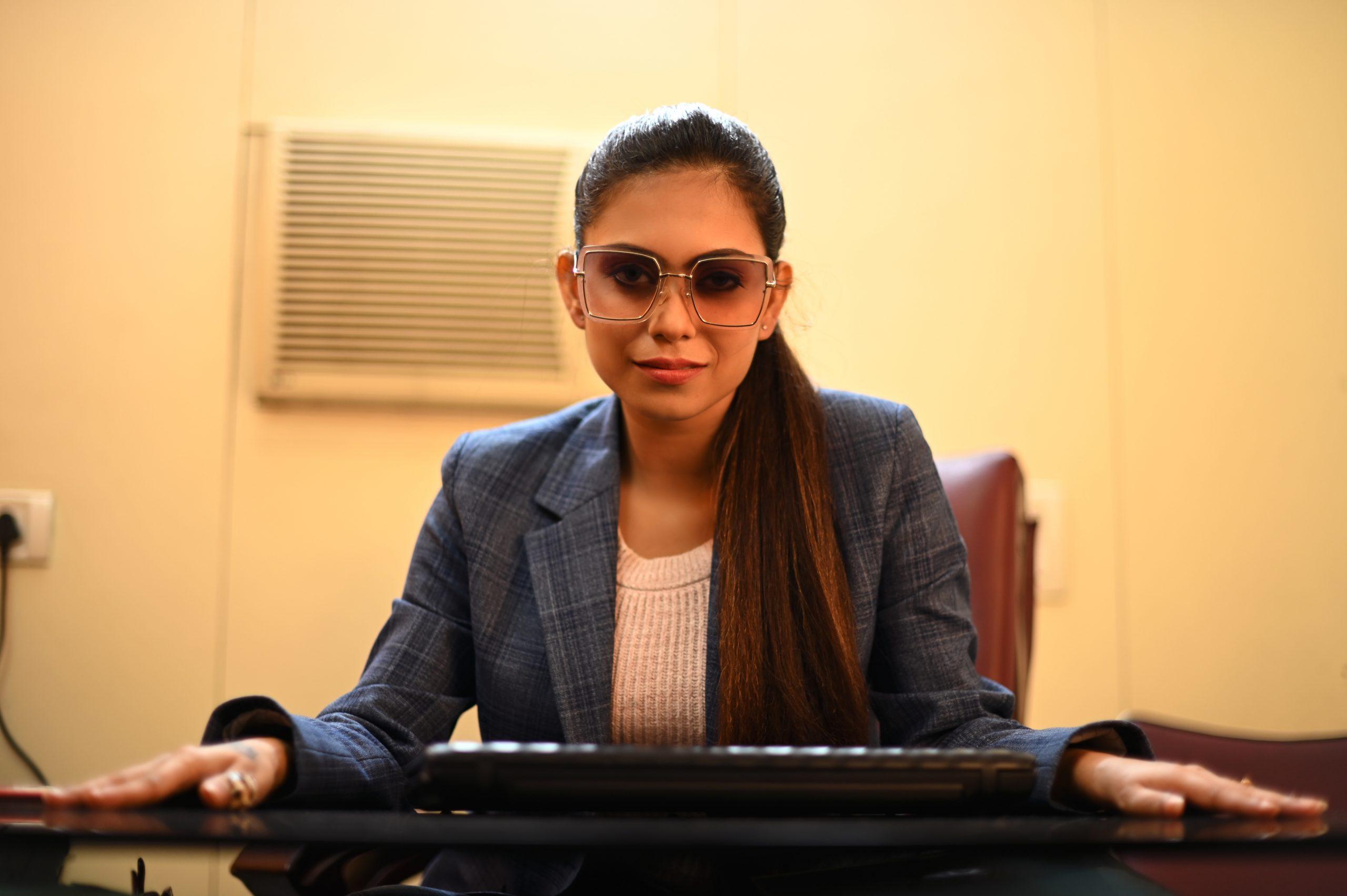 The Lady Boss